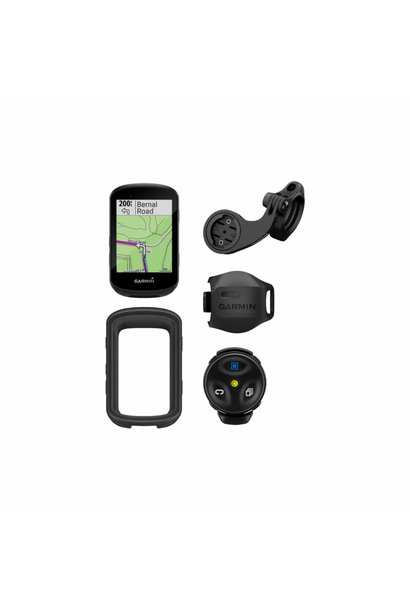 Edge 530 GPS Computer MTB Bundle