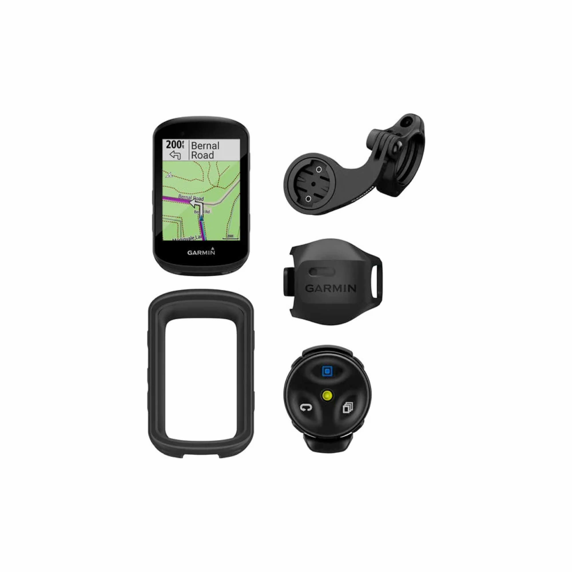 Edge 530 GPS Computer MTB Bundle-1
