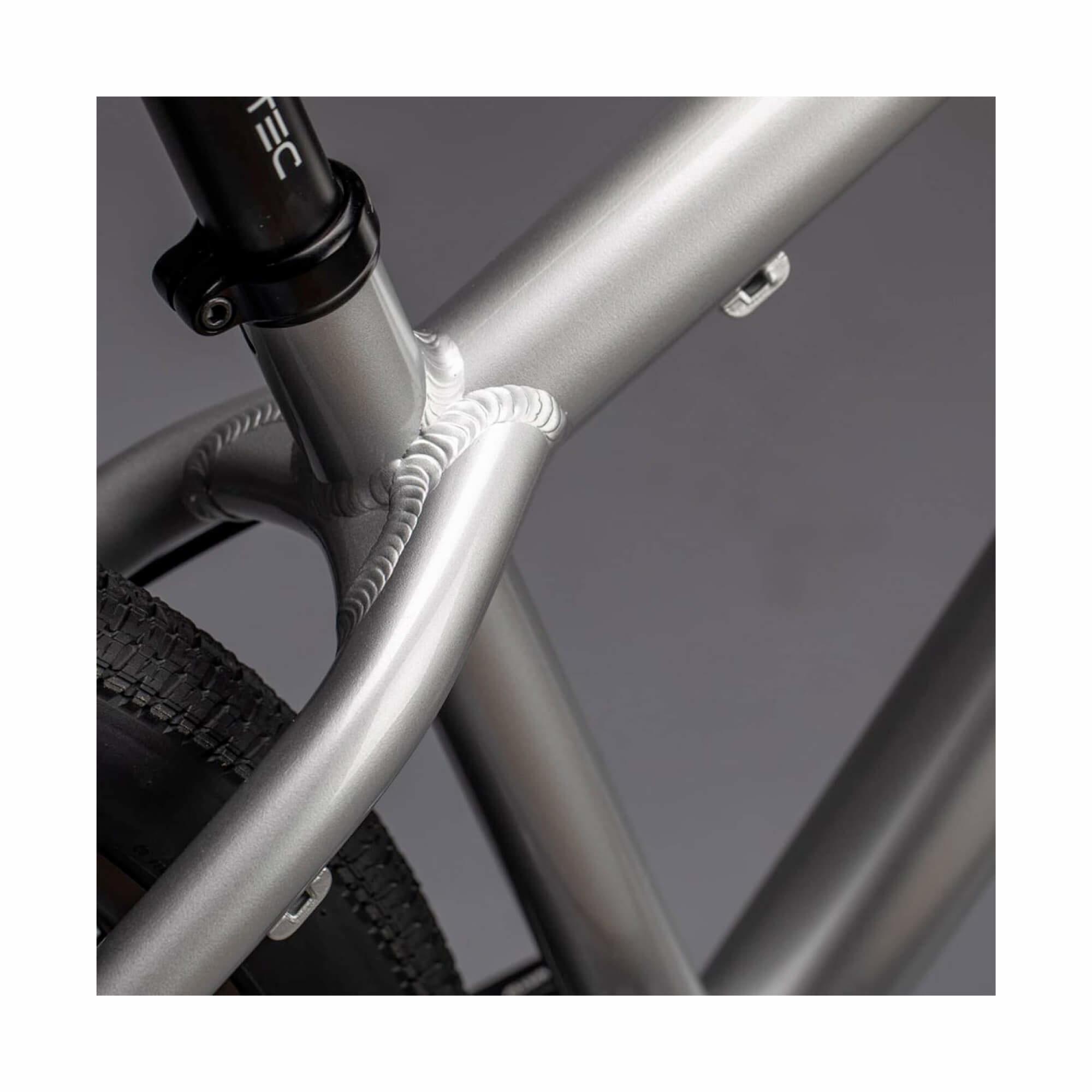 Jackal Frame 142 T/A Silver 2021-4