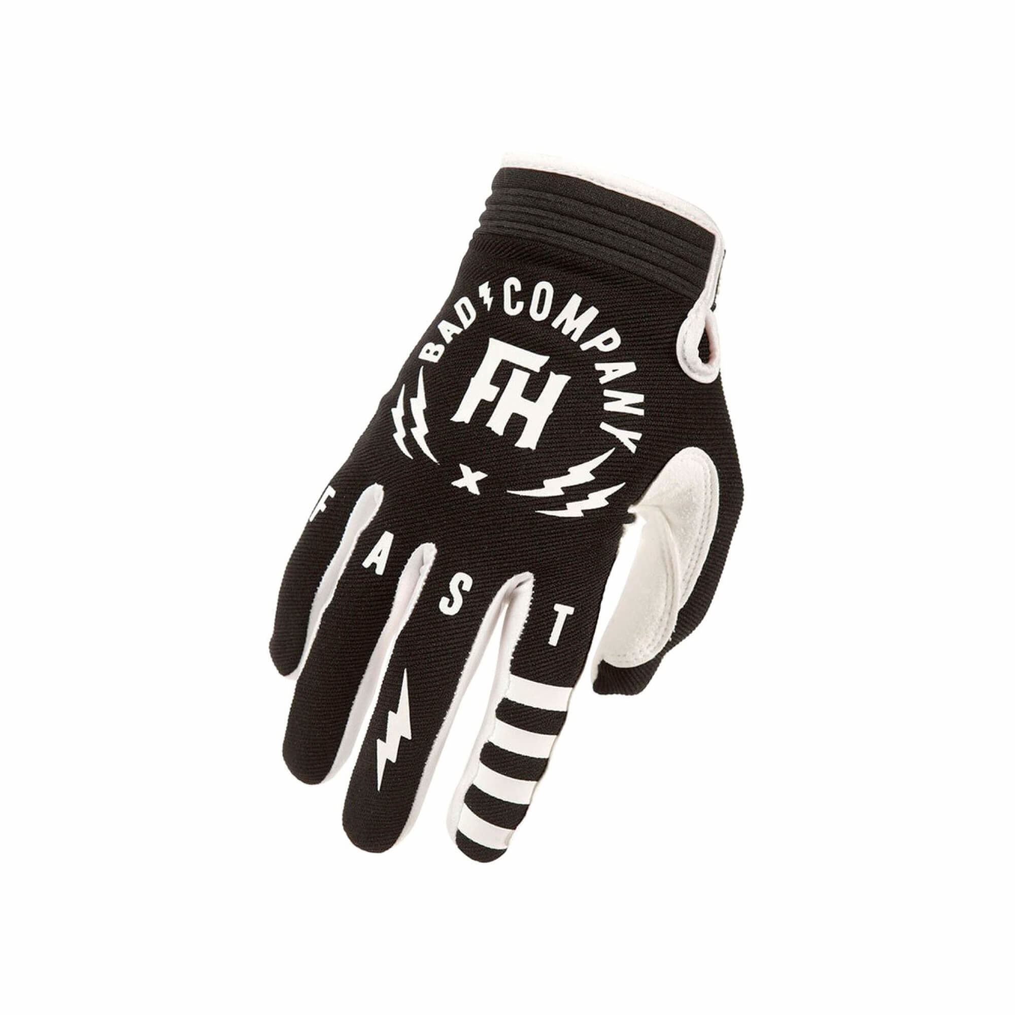 Speed Style Glove Bad Co Black Youth Small-1