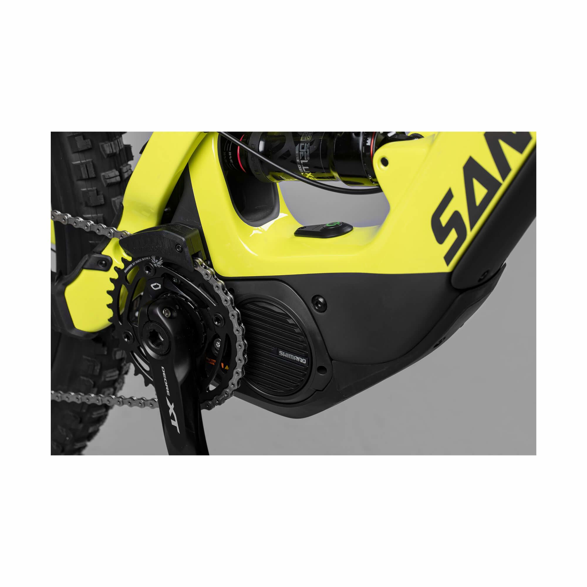 Heckler CC 27.5 R NX RS Yari RC 160  2020-5