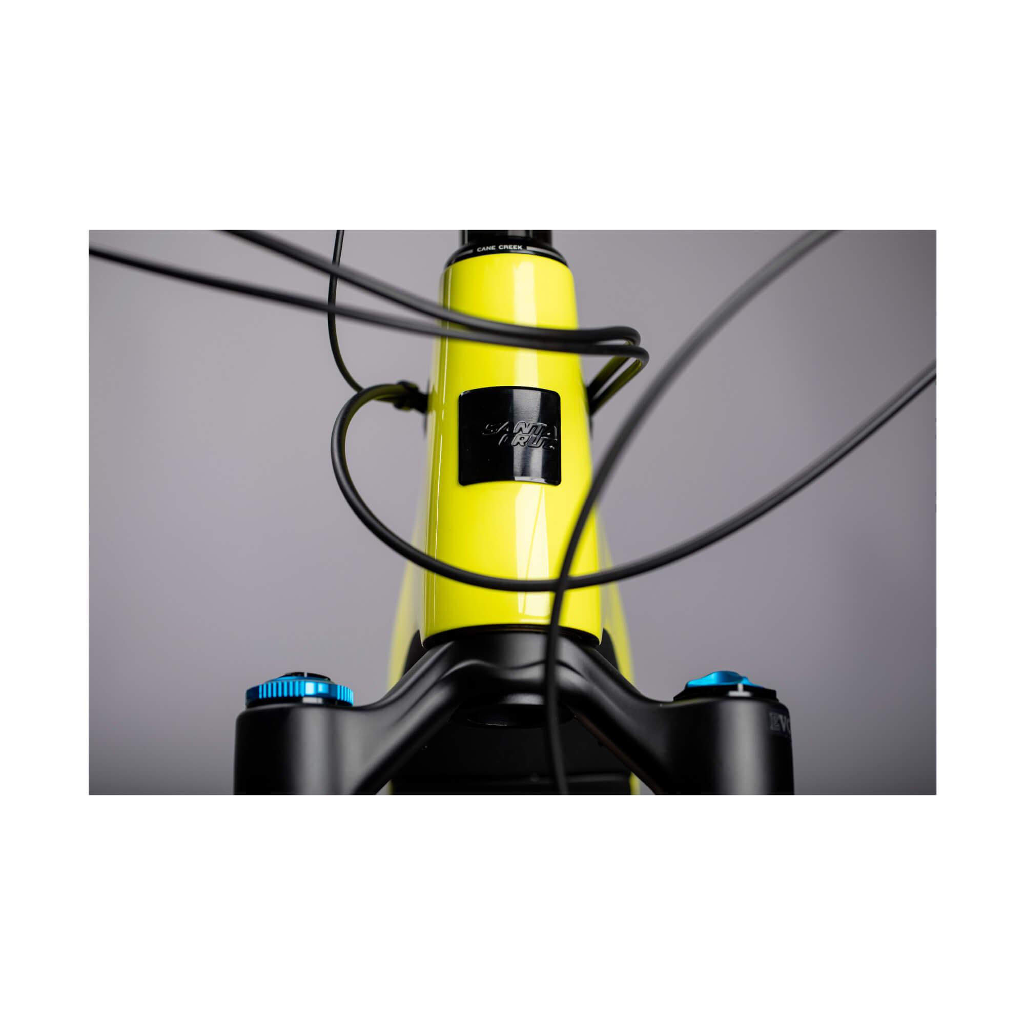 Heckler CC 27.5 R NX RS Yari RC 160  2020-6
