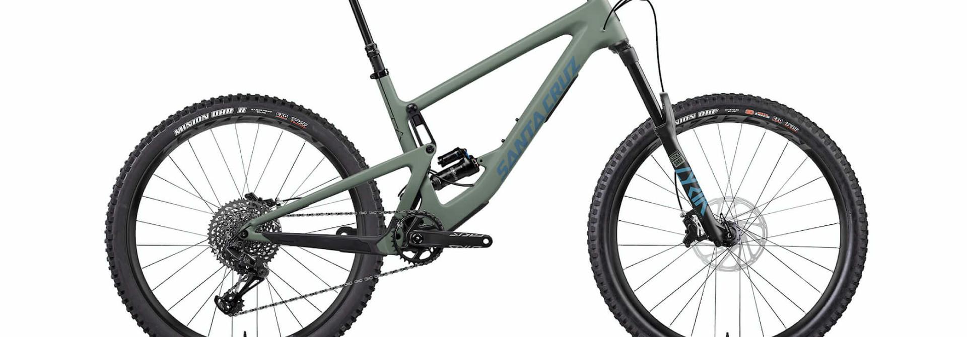 Bronson 3.0 C 27.5 S GX RS Lyrik Select + 160  2020