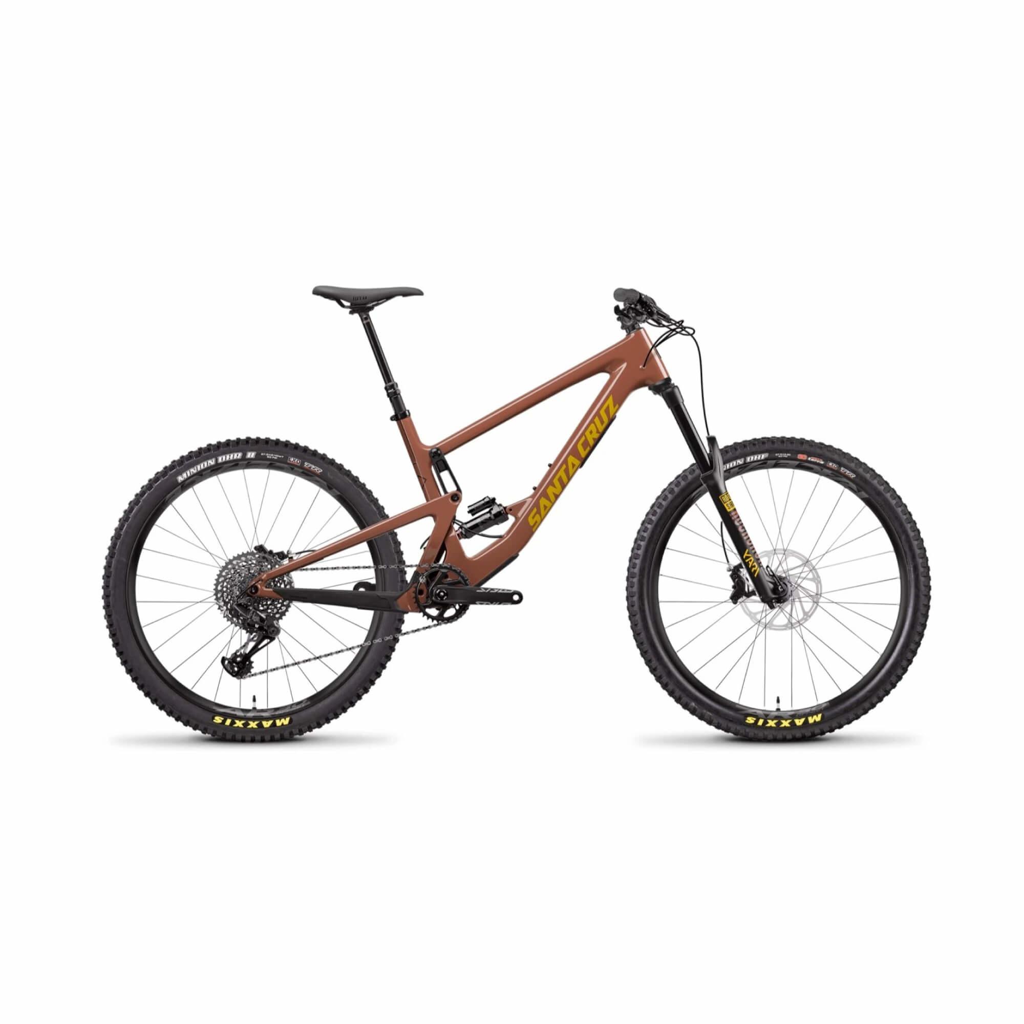 Bronson 3.0 C 27.5 S GX RS Lyrik Select + 160  2020-2
