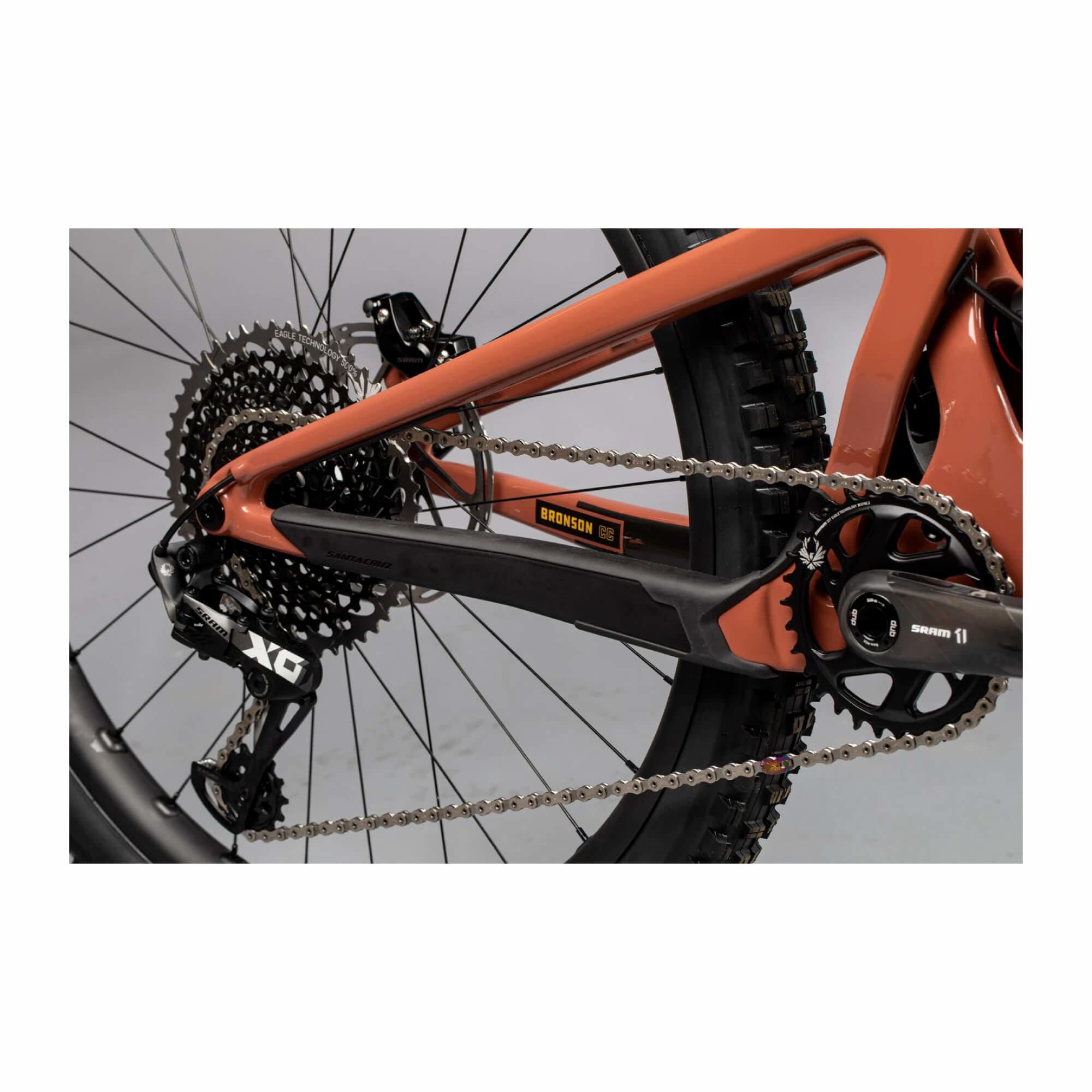 Bronson 3.0 C 27.5 S GX RS Lyrik Select + 160  2020-3