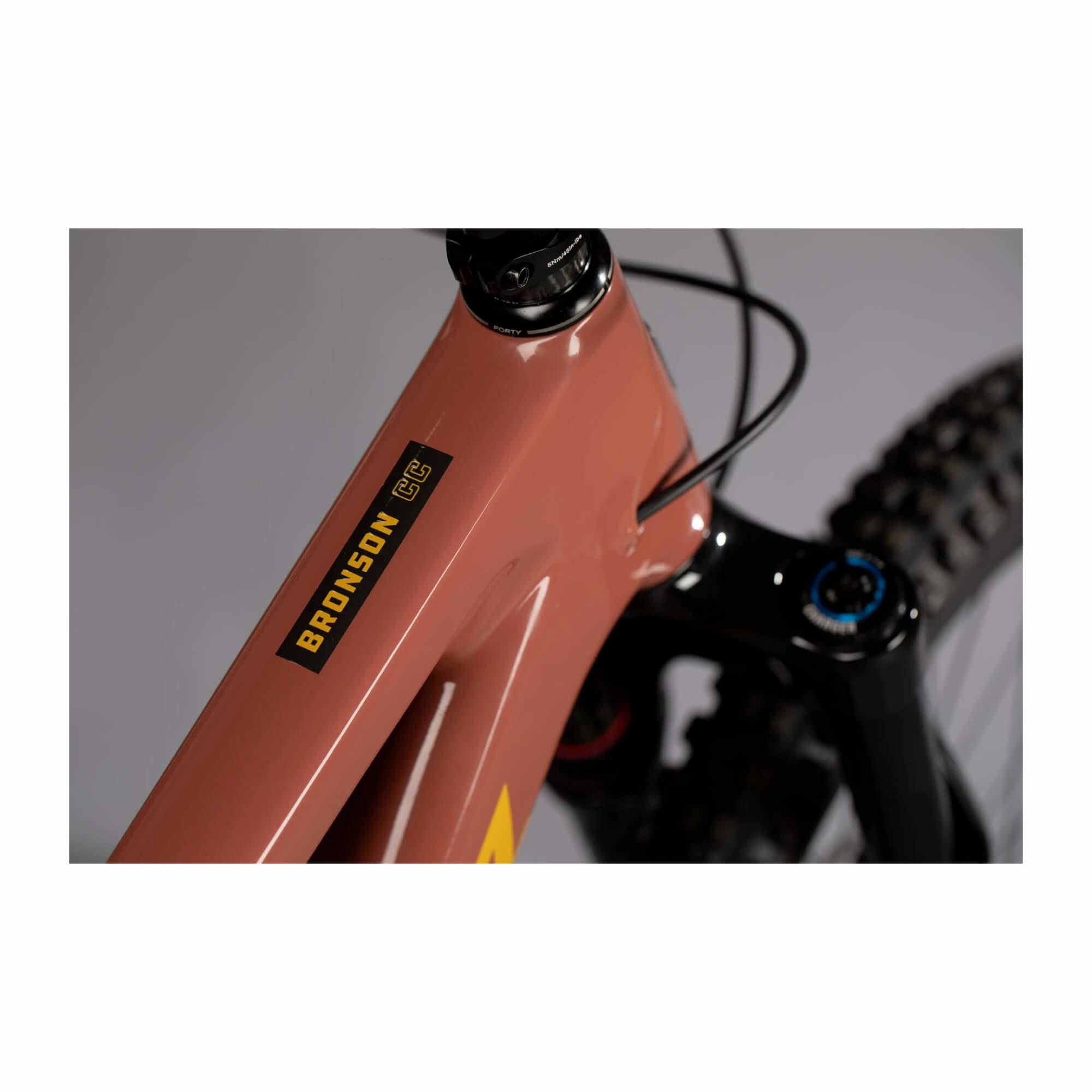 Bronson 3.0 C 27.5 S GX RS Lyrik Select + 160  2020-4
