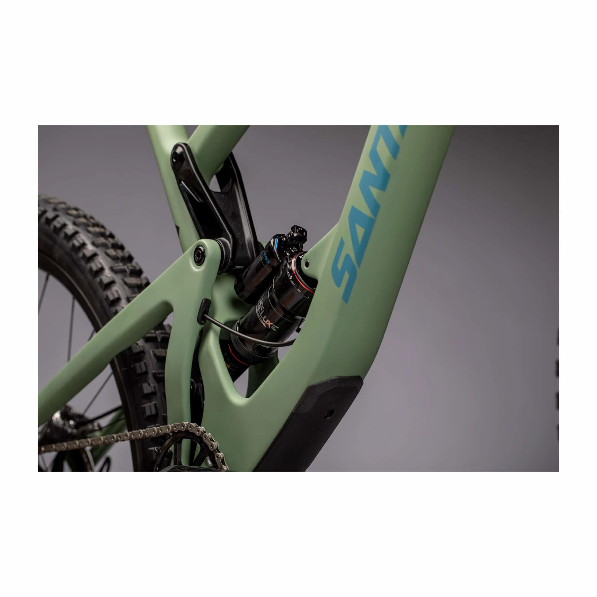 Bronson 3.0 C 27.5 S GX RS Lyrik Select + 160  2020-6
