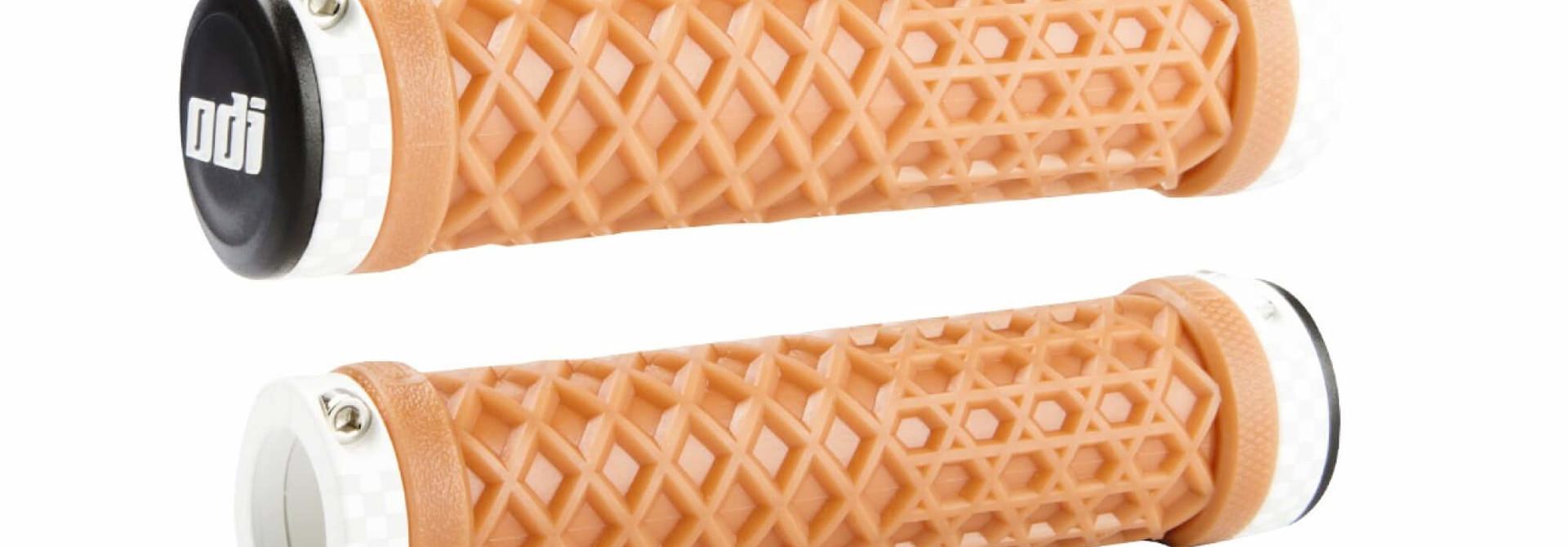 MTB Bmx Vans Lock On Gum Rubber Grip