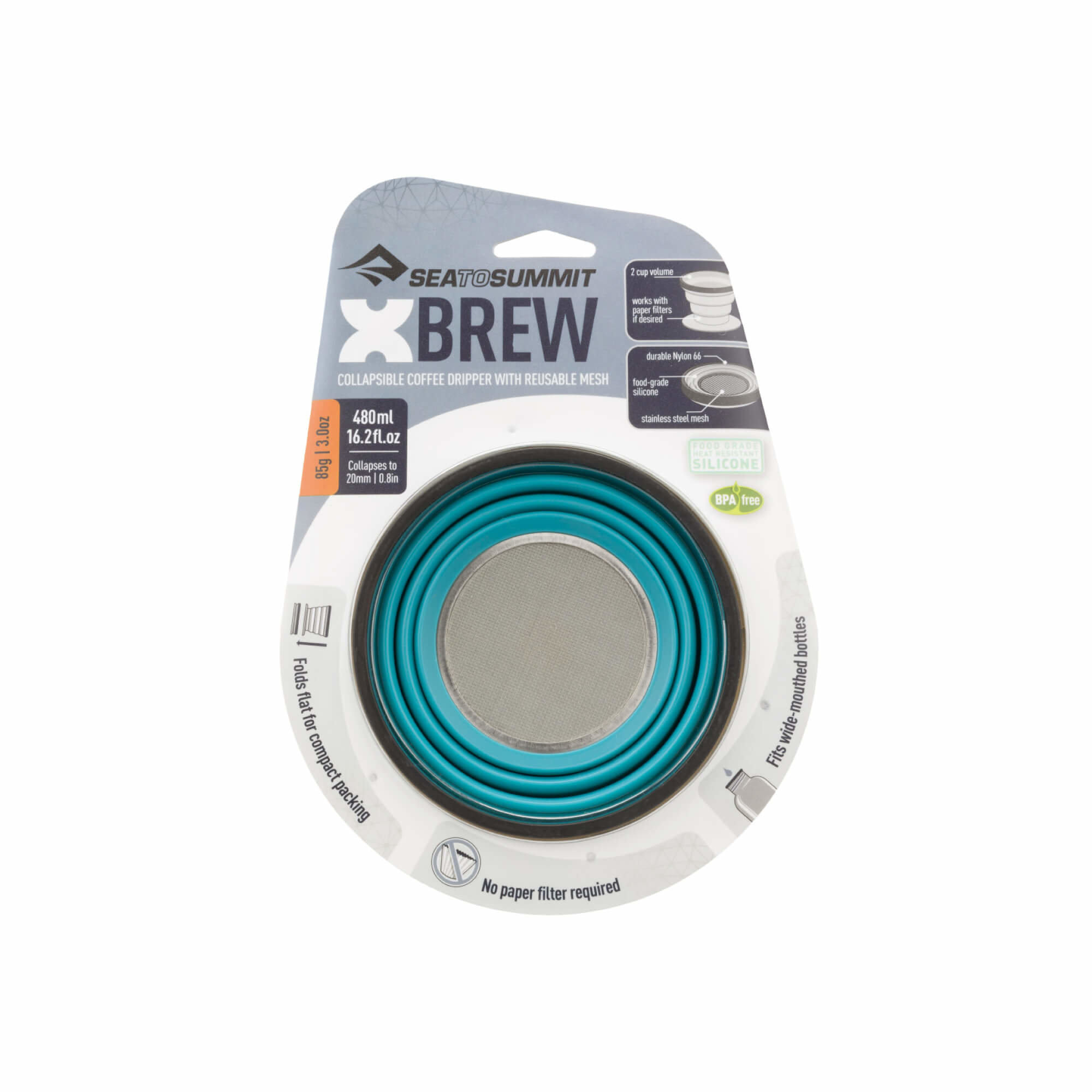 X-Brew Coffee Dripper-4