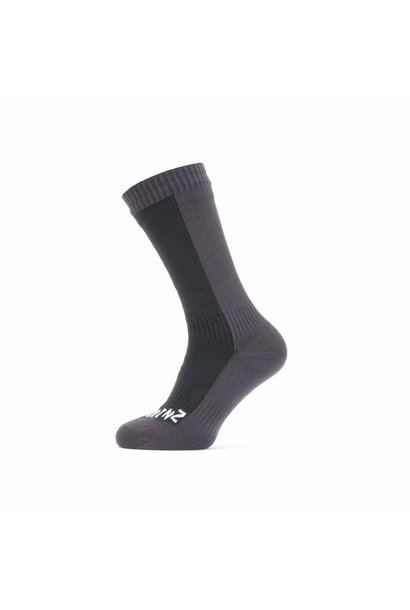 Waterproof Cold Weather Mid Length Socks