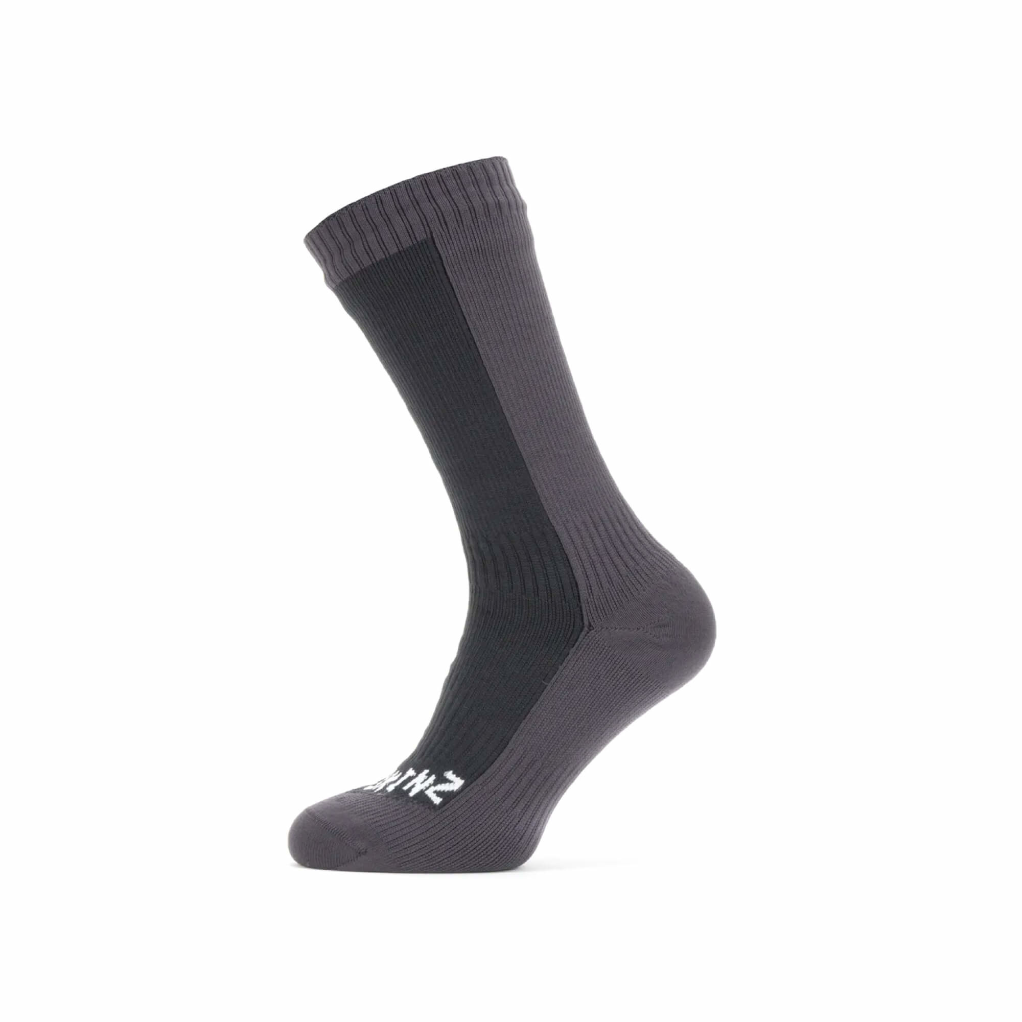 Waterproof Cold Weather Mid Length Socks-1
