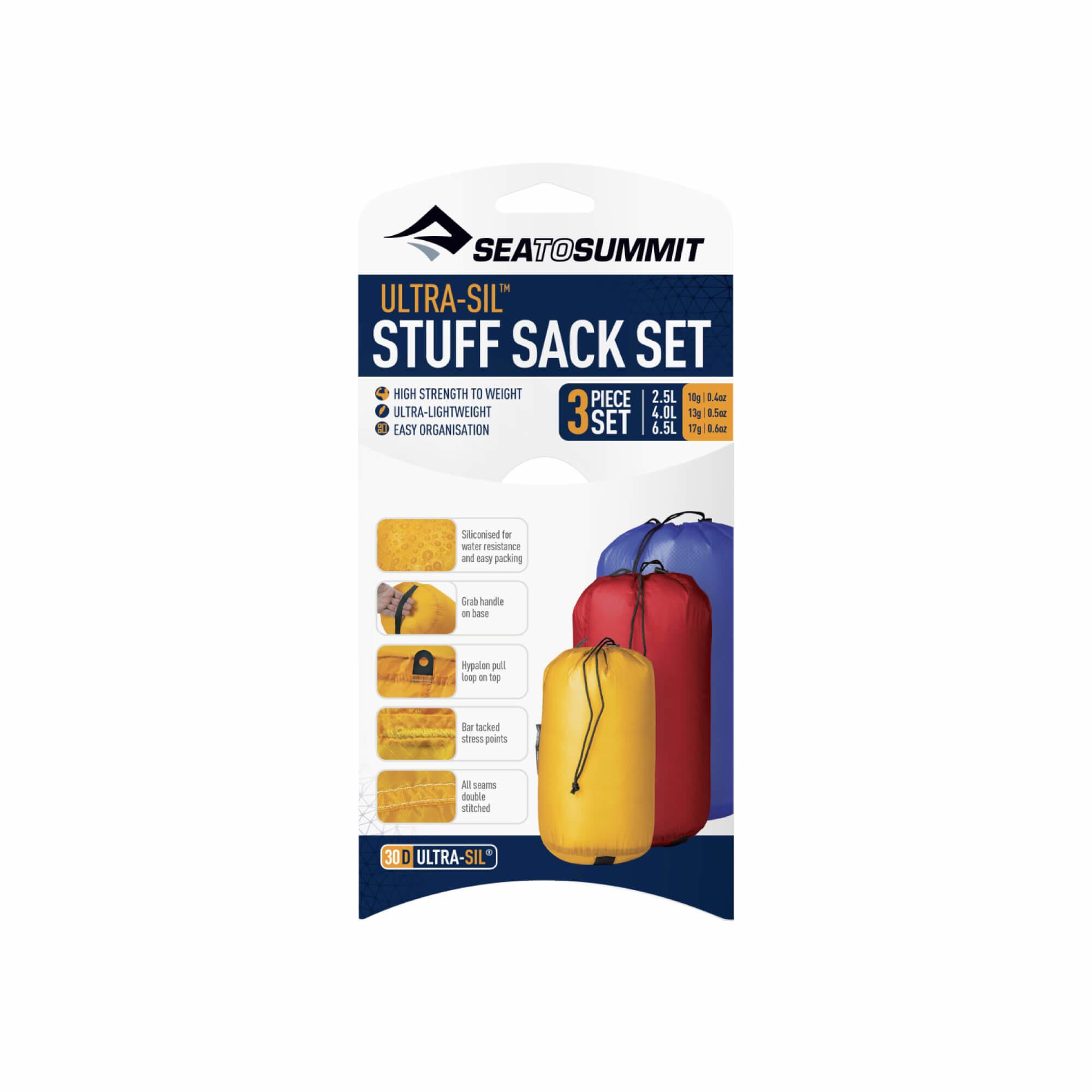 ULS Stuff Sack Set (XX-Small,X-Sall,Small)-2