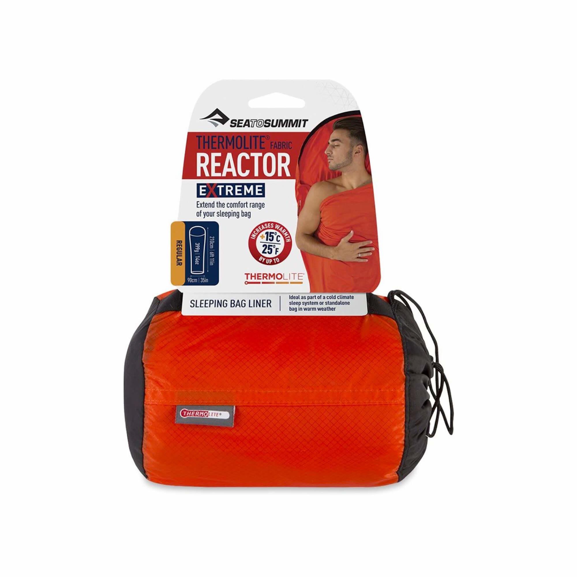 Sleeping Bag Reactor Thermolite Extreme-2