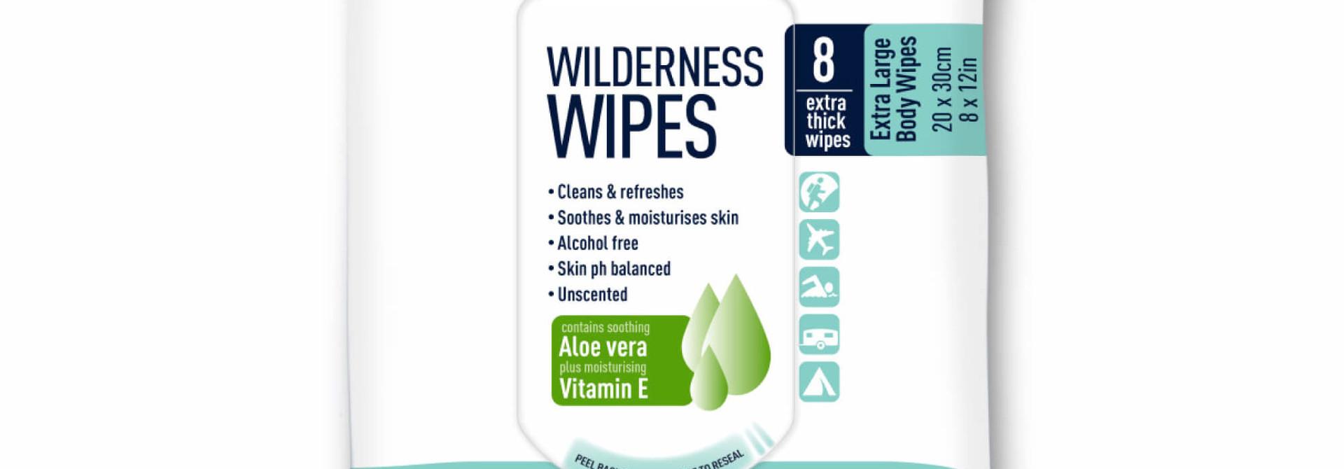 Wilderness Wipes