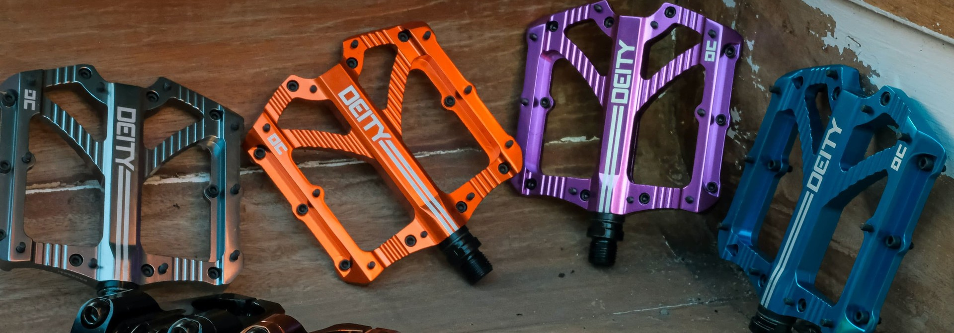 MOUNTAINBIKE PEDALS