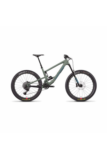 Bronson 3.0 C 27.5 S GX RS Lyrik Select +160 Matte Olive Small 2020