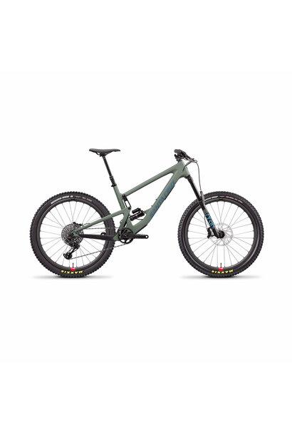 Bronson 3.0 C 27.5 S GX RS Lyrik Select +160 Matte Olive Small 2020