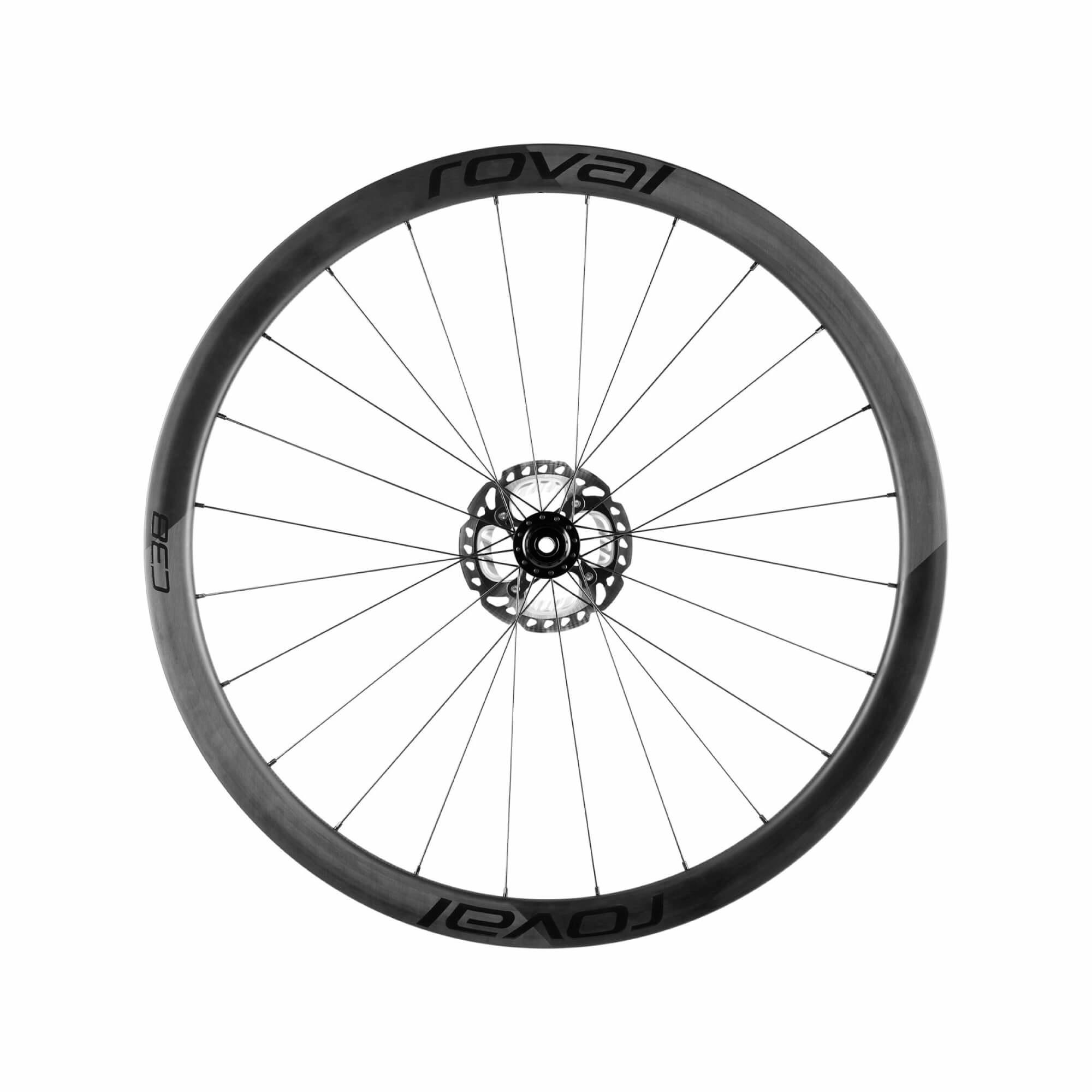 C 38 Disc Wheelset-4