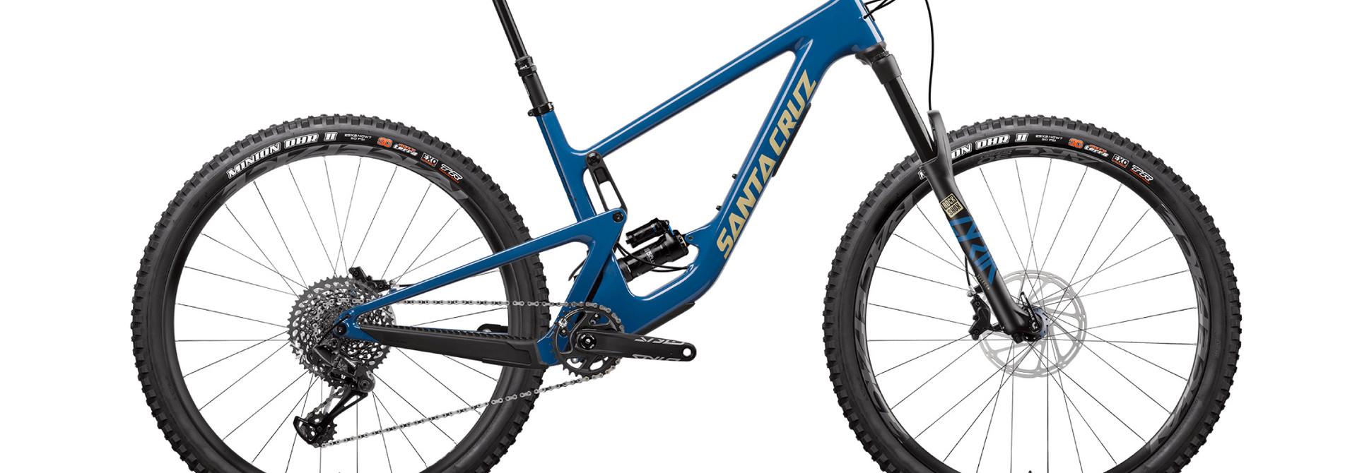 Hightower 2.0 C 29 S GX RS Lyrik Select + 150 Highland Blue Medium 2020