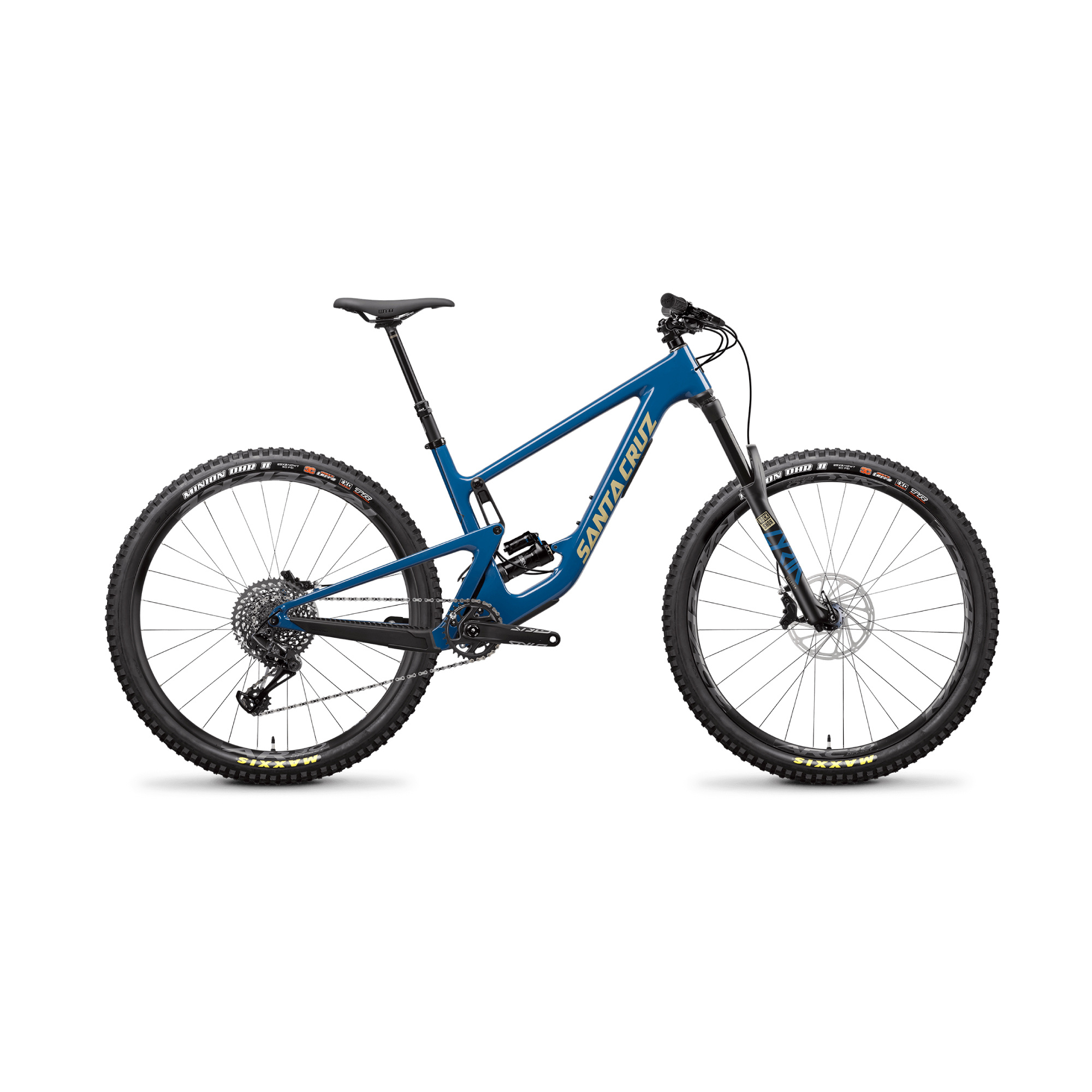 Hightower 2.0 C 29 S GX RS Lyrik Select + 150 Highland Blue Medium 2020-1