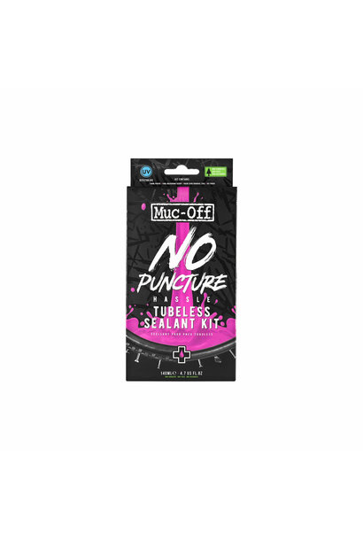 Sealant No Puncture 140ml Pouch