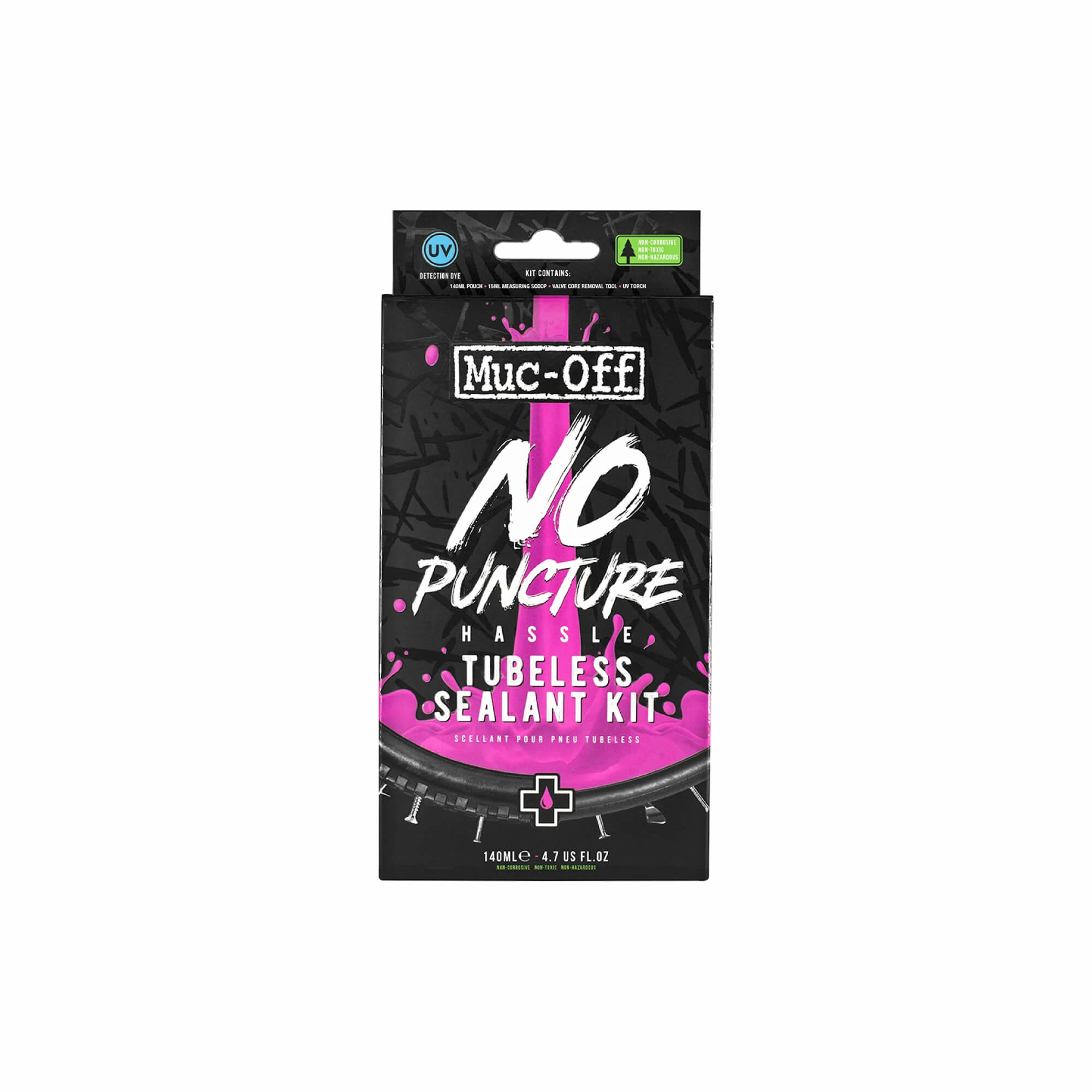 Sealant No Puncture 140ml Pouch-1