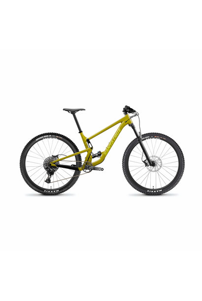 Tallboy L 4.0 CC XO1 RSV RS Pike Ultimate 130 Yellow Custom Build 2020
