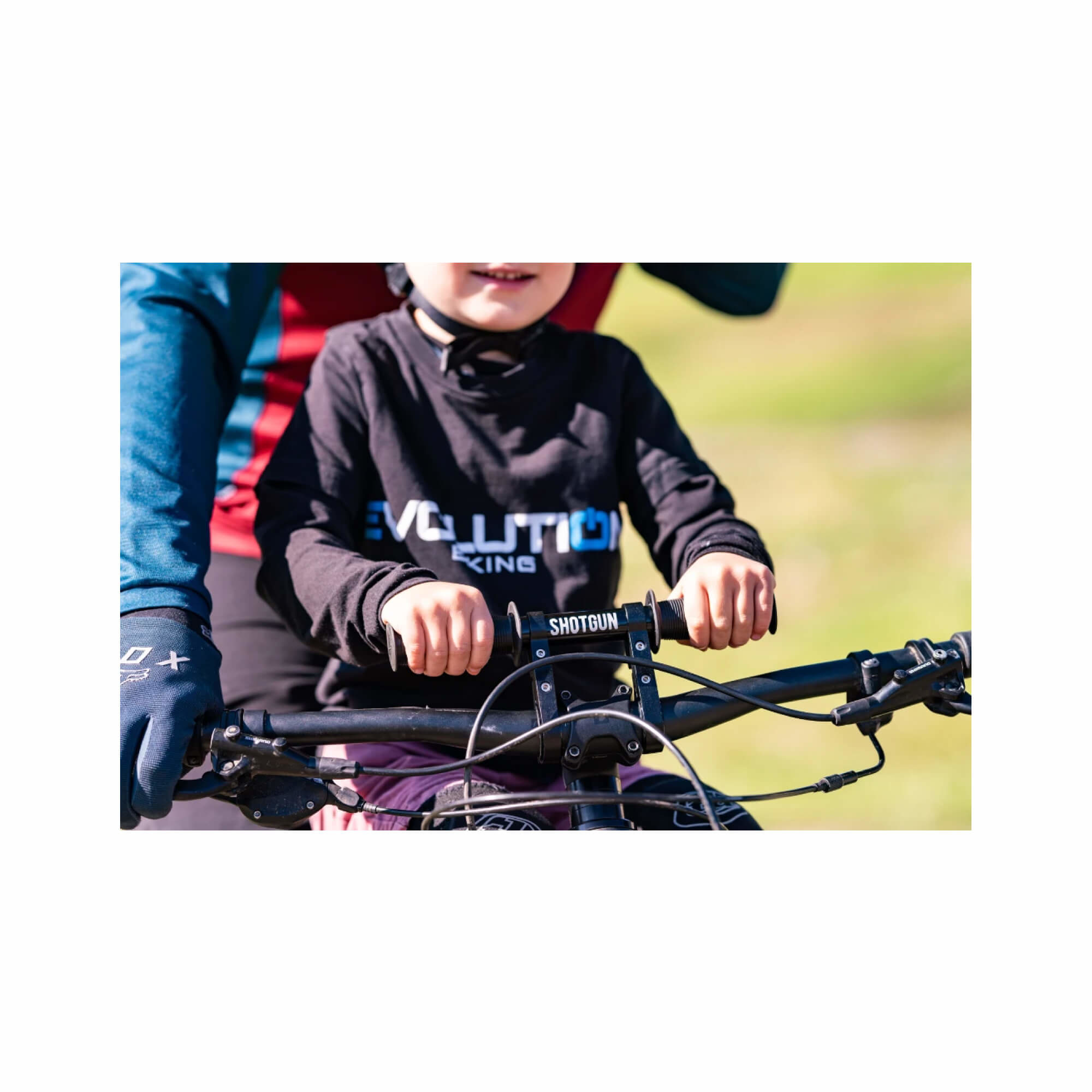 Kids MTB Seat Handlebar Accessory-3