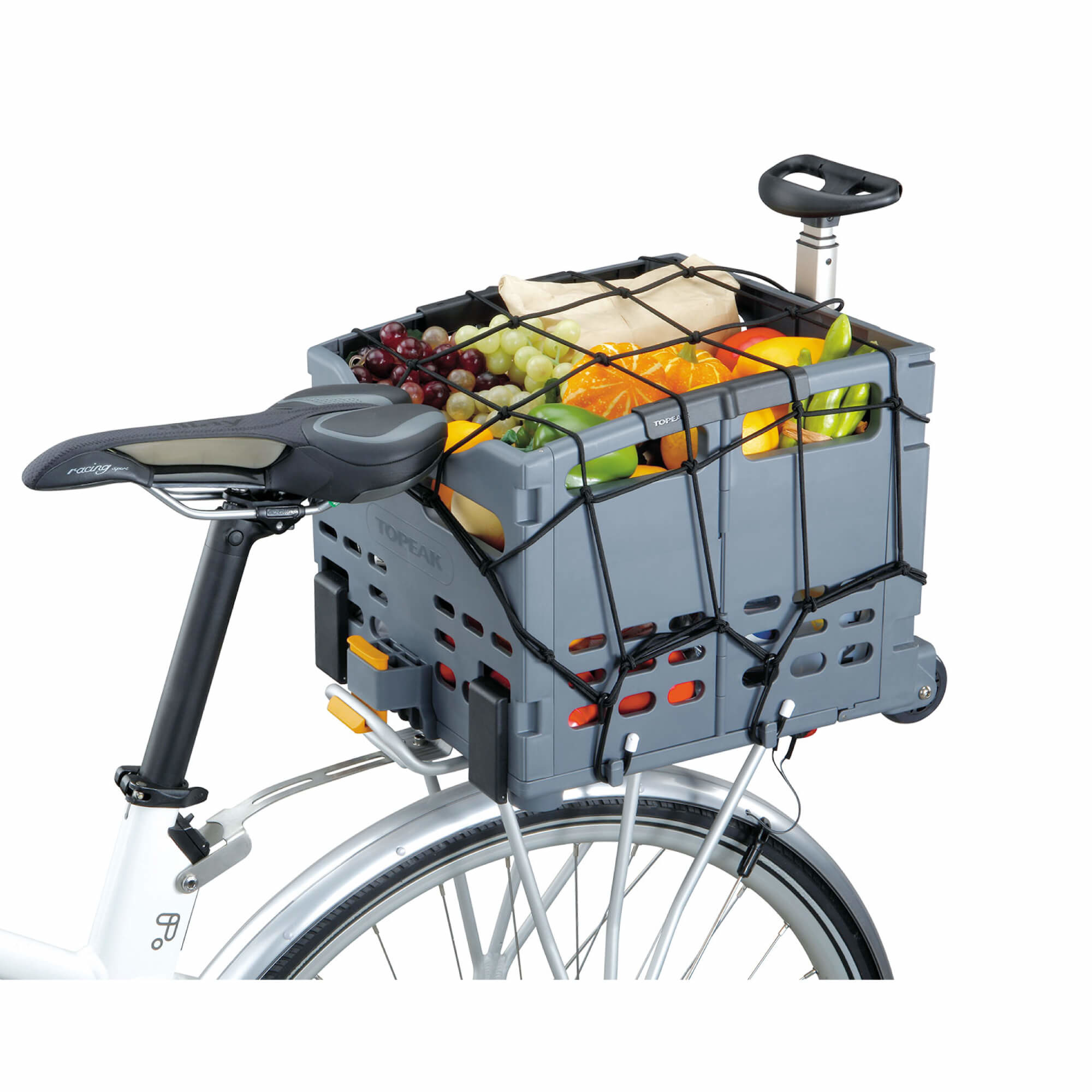 Cargo Net for Trolley & MTX Rear Basket-2