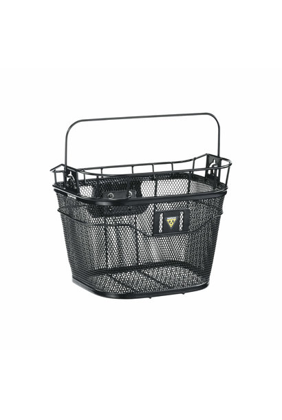 Basket Front Black Fixer 3E