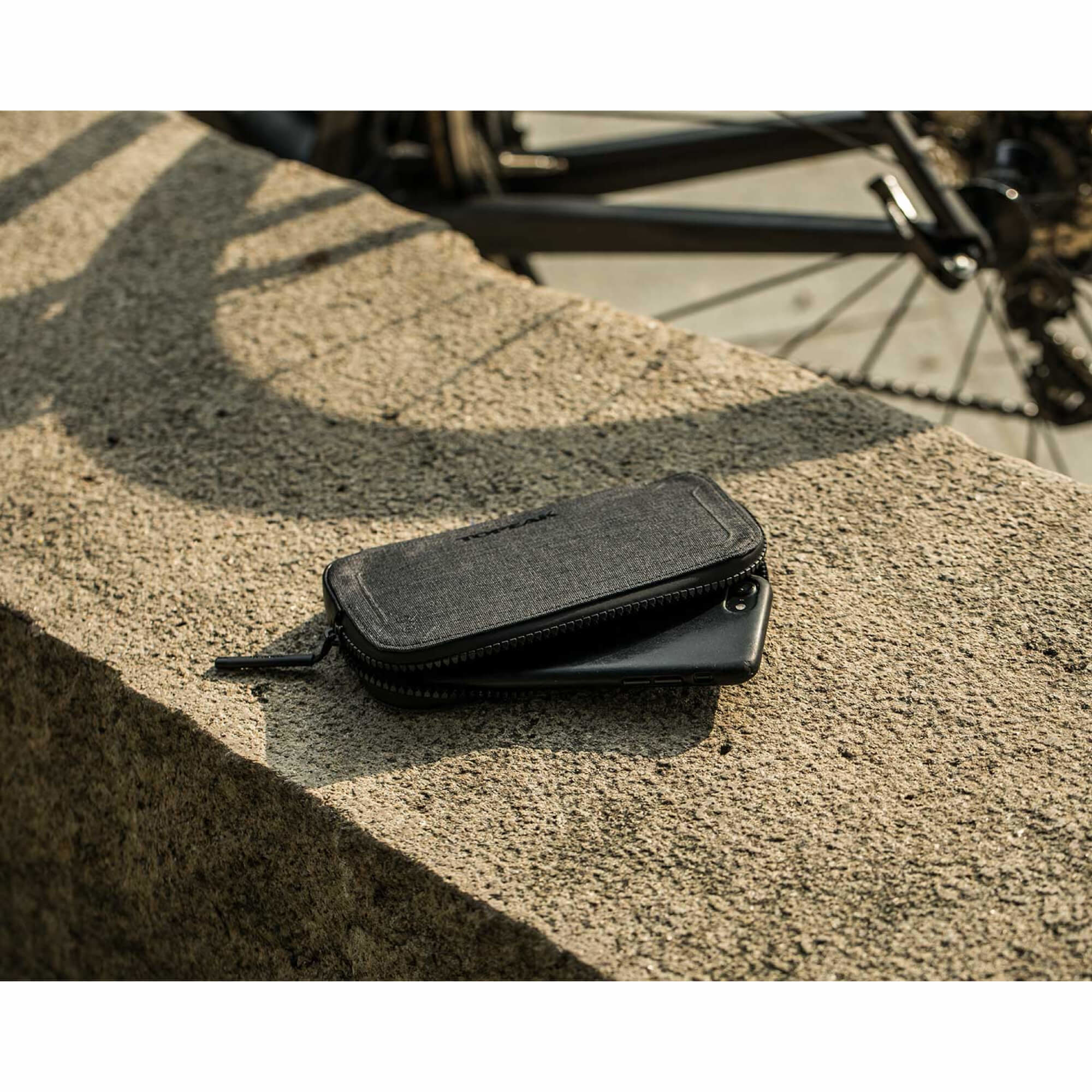 "Cycling Wallet 4.7"", Black-7"