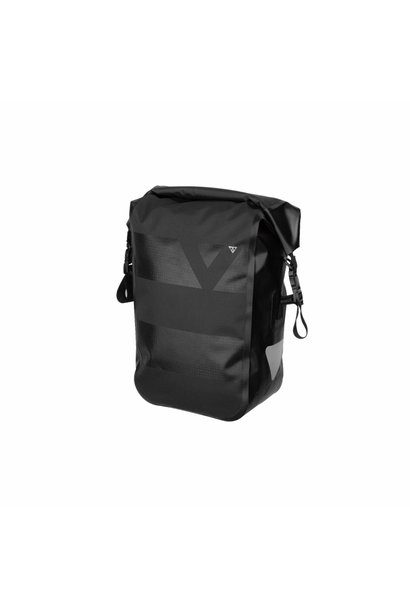 Pannier Drybag 15L One Piece Black