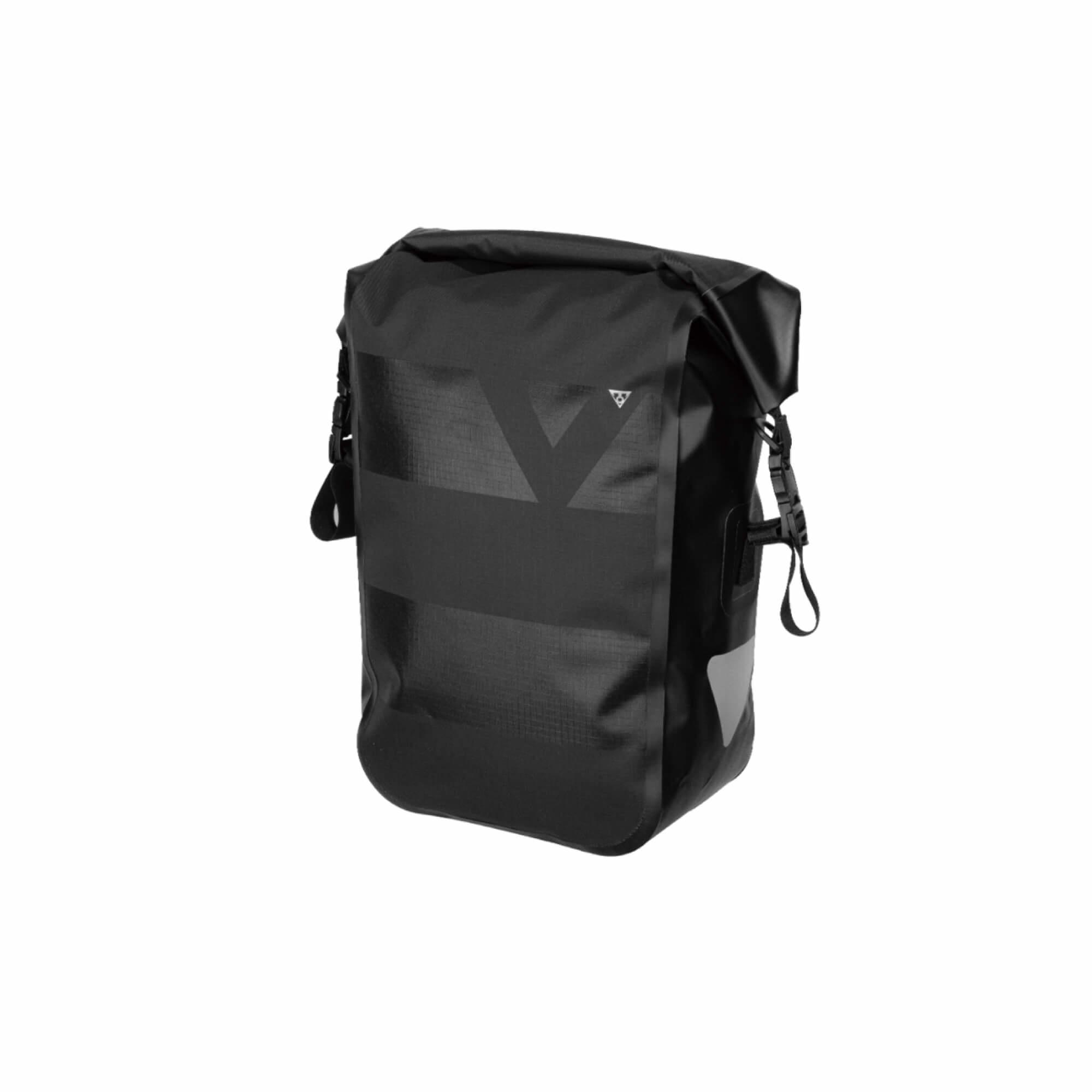 Pannier Drybag 15L One Piece Black-1