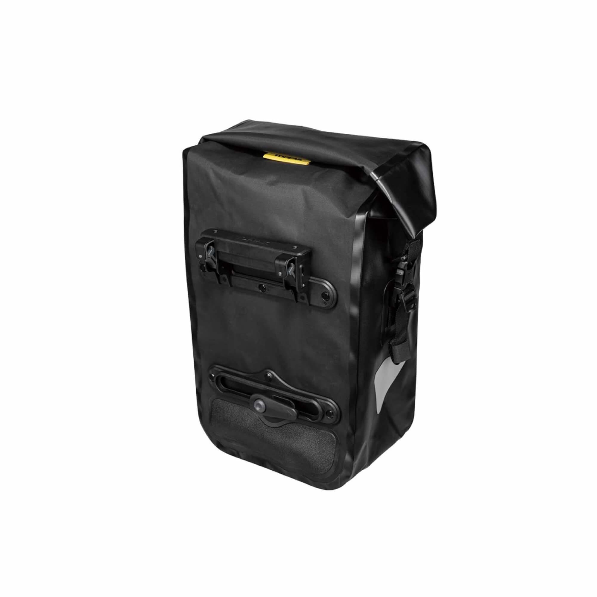Pannier Drybag 15L One Piece Black-3