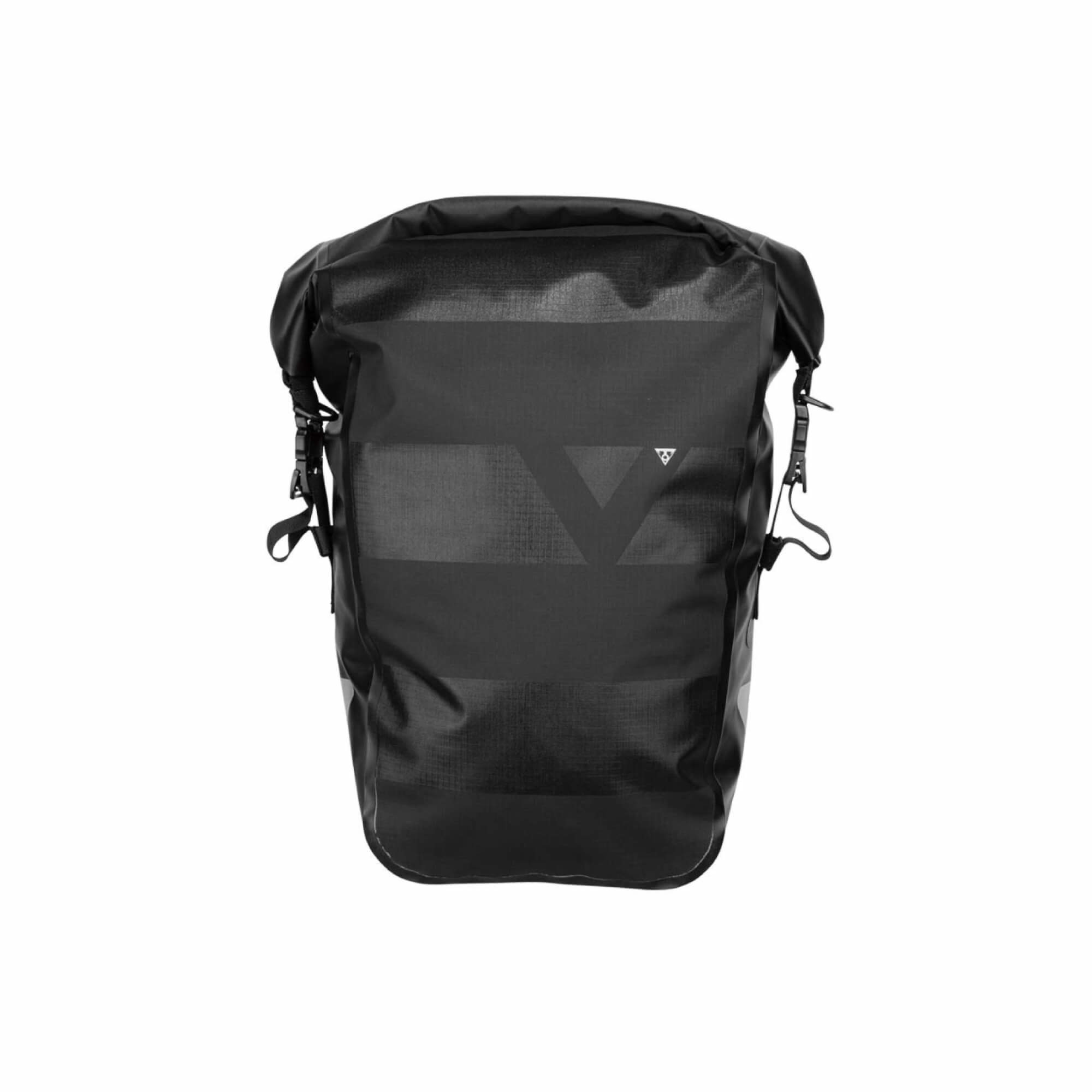 Pannier Drybag 20L One Piece Black-2