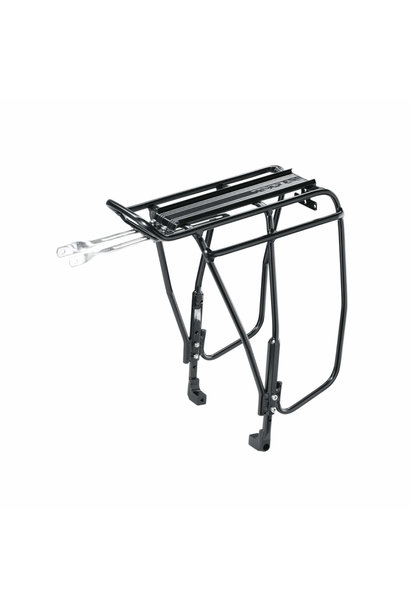 Uni Supertourist Rack DX W/Disc Mount Black