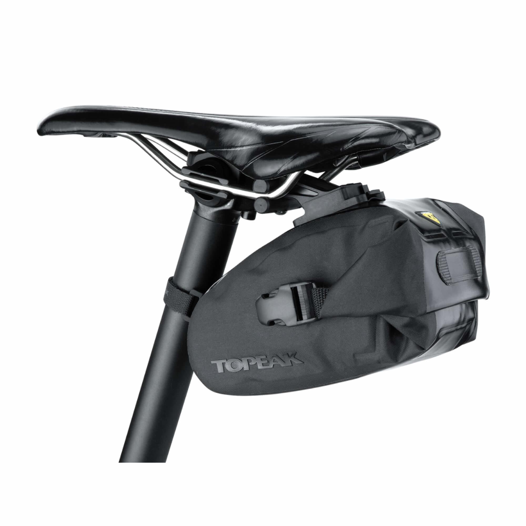 Wedge Drybag Black Small-2