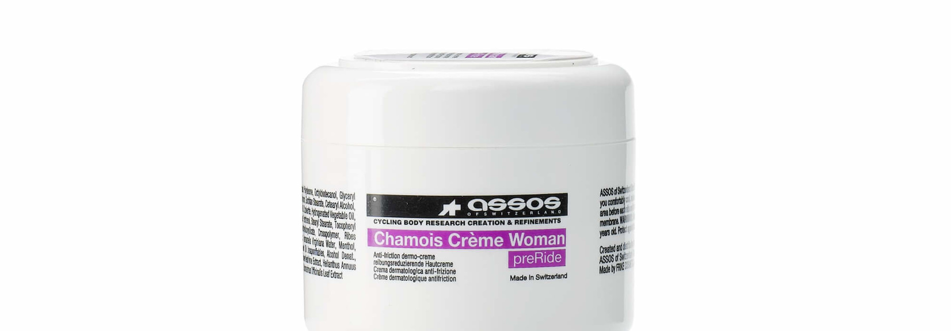 Chamois Creme Women Single Unit 75 ml