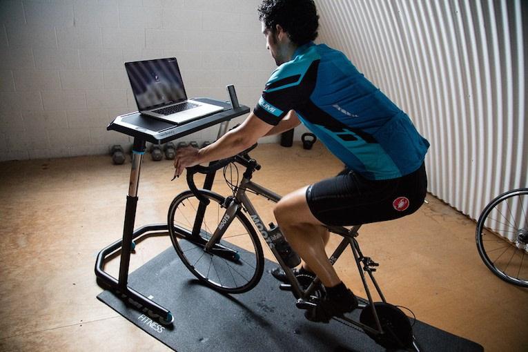 Kickr Fitness Desk-8