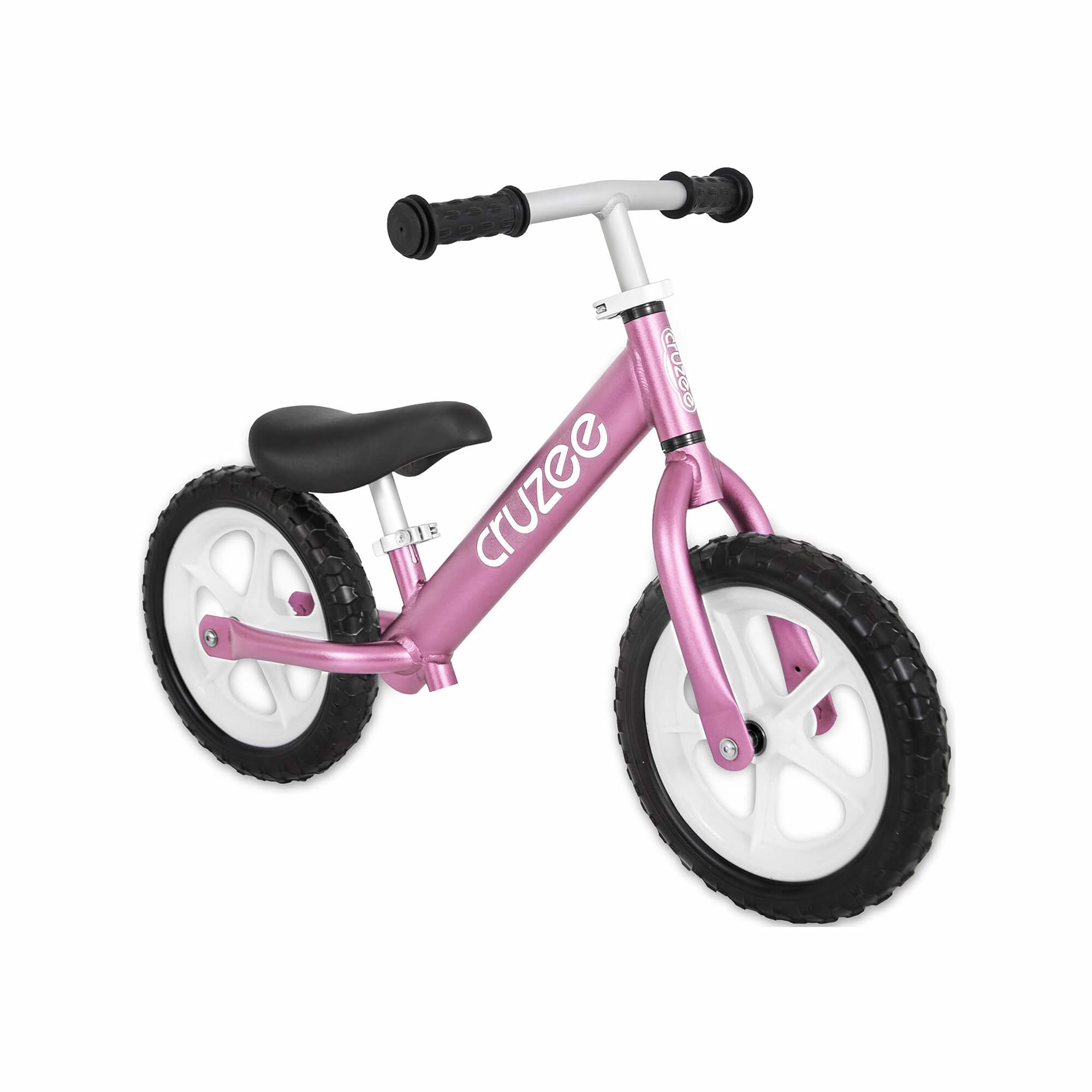 Balance Bike Pink-2