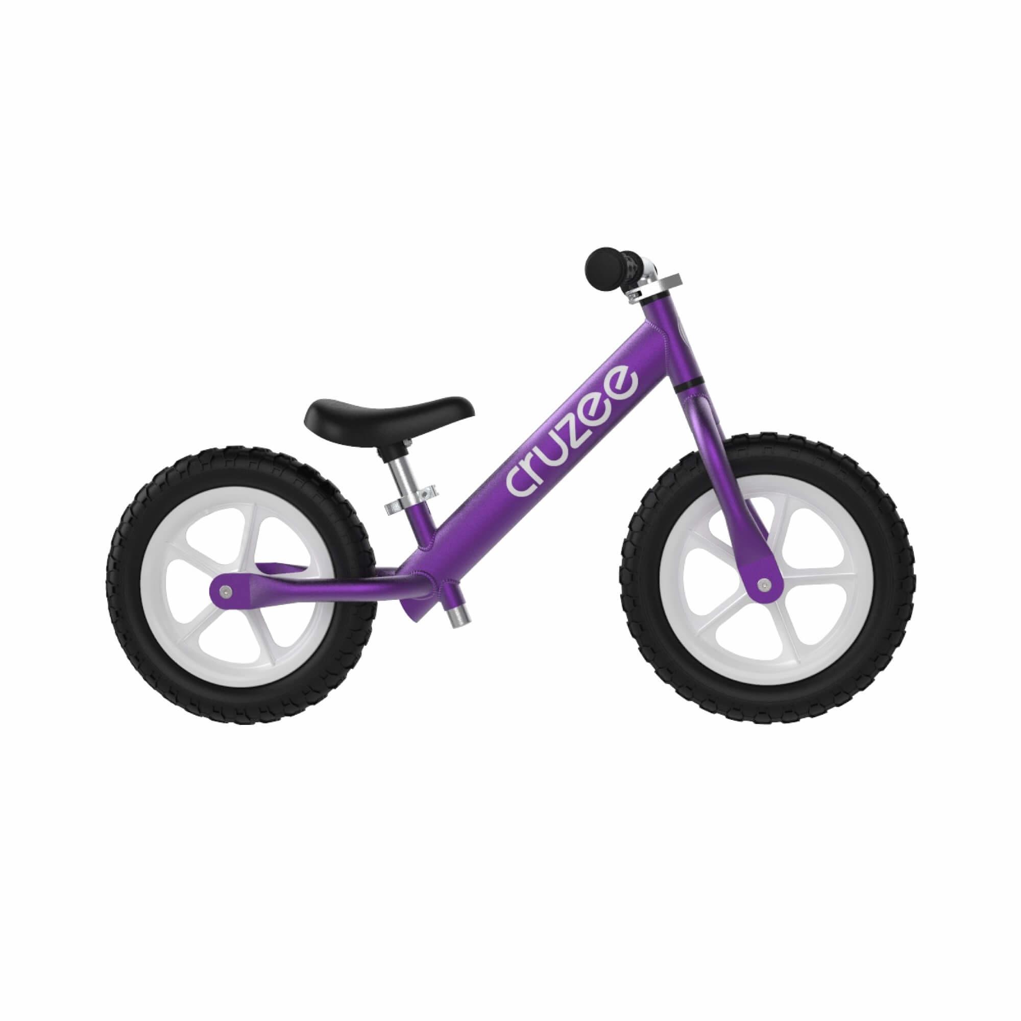 Balance Bike Purple-1