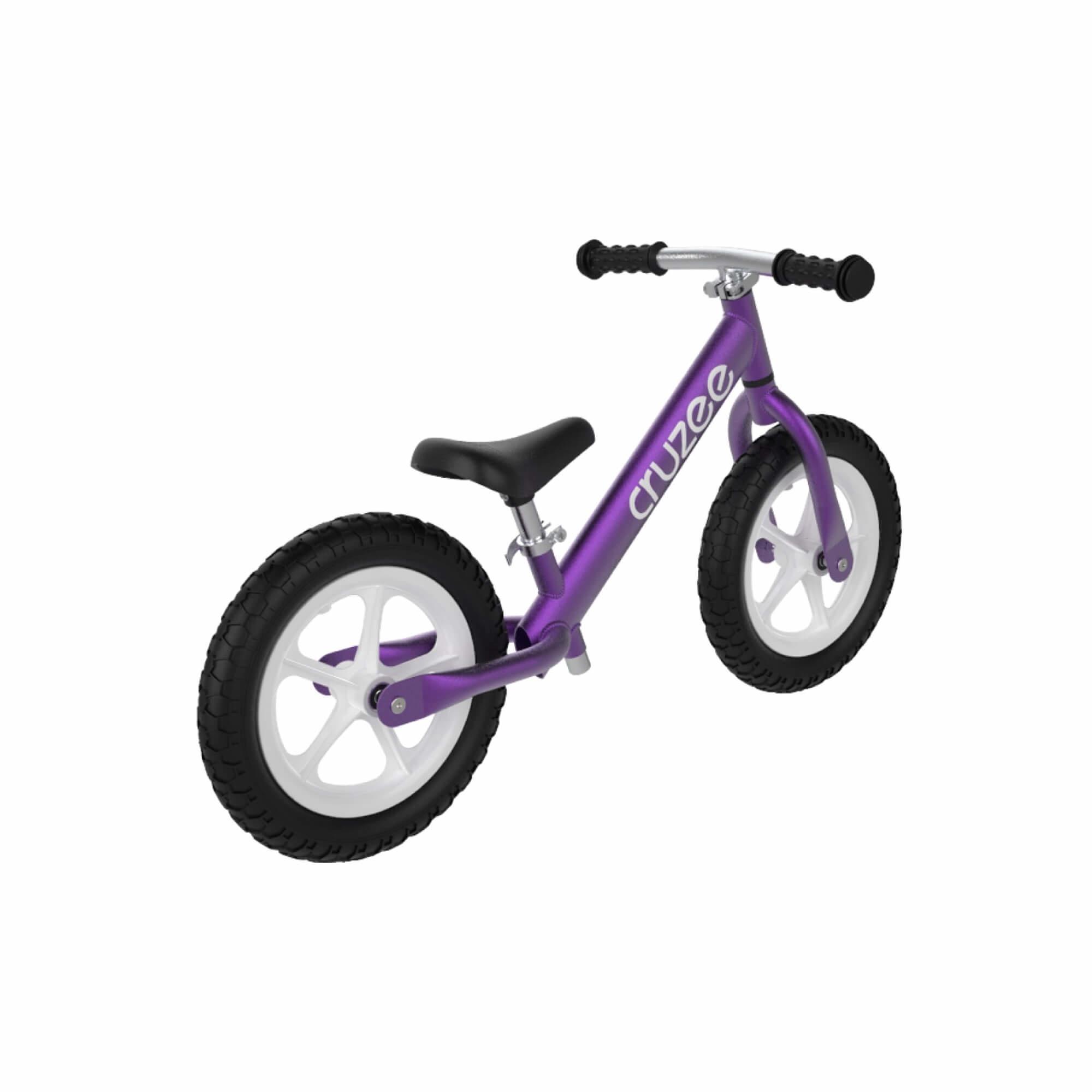 Balance Bike Purple-2