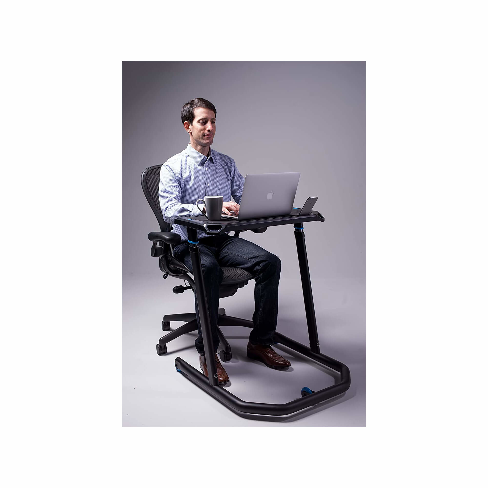Kickr Fitness Desk-11