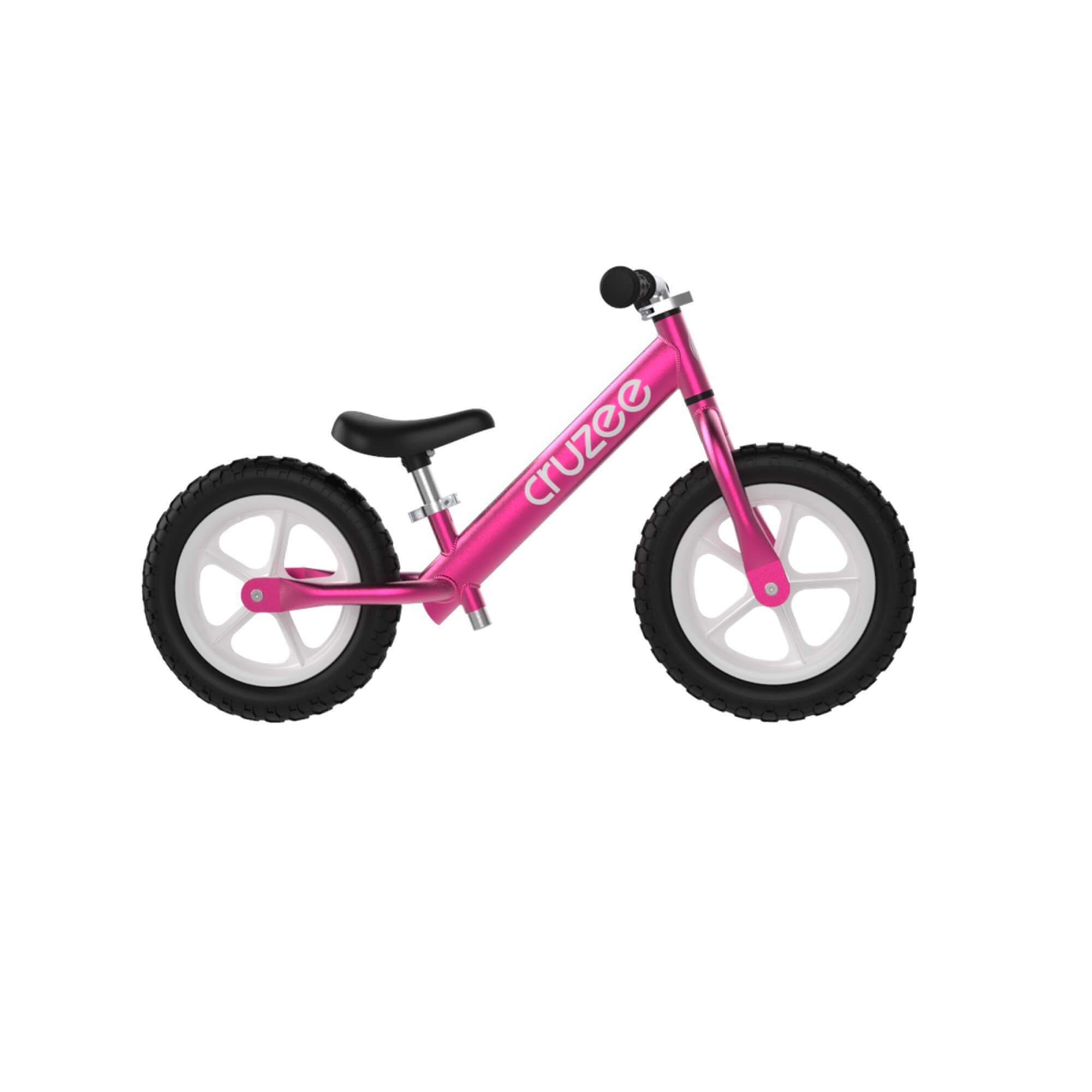 Balance Bike Pink-1