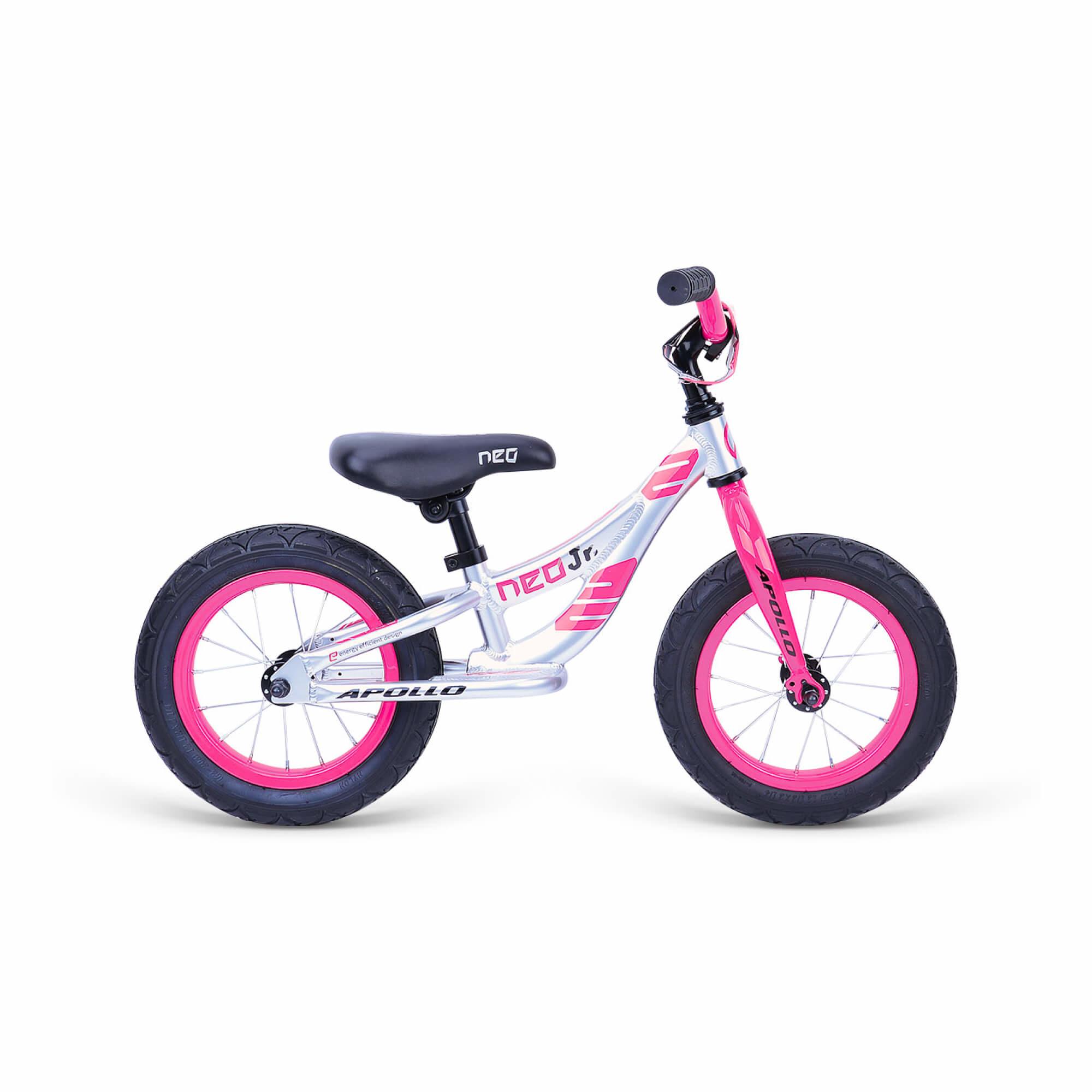 JR Girls Balance Bike-1