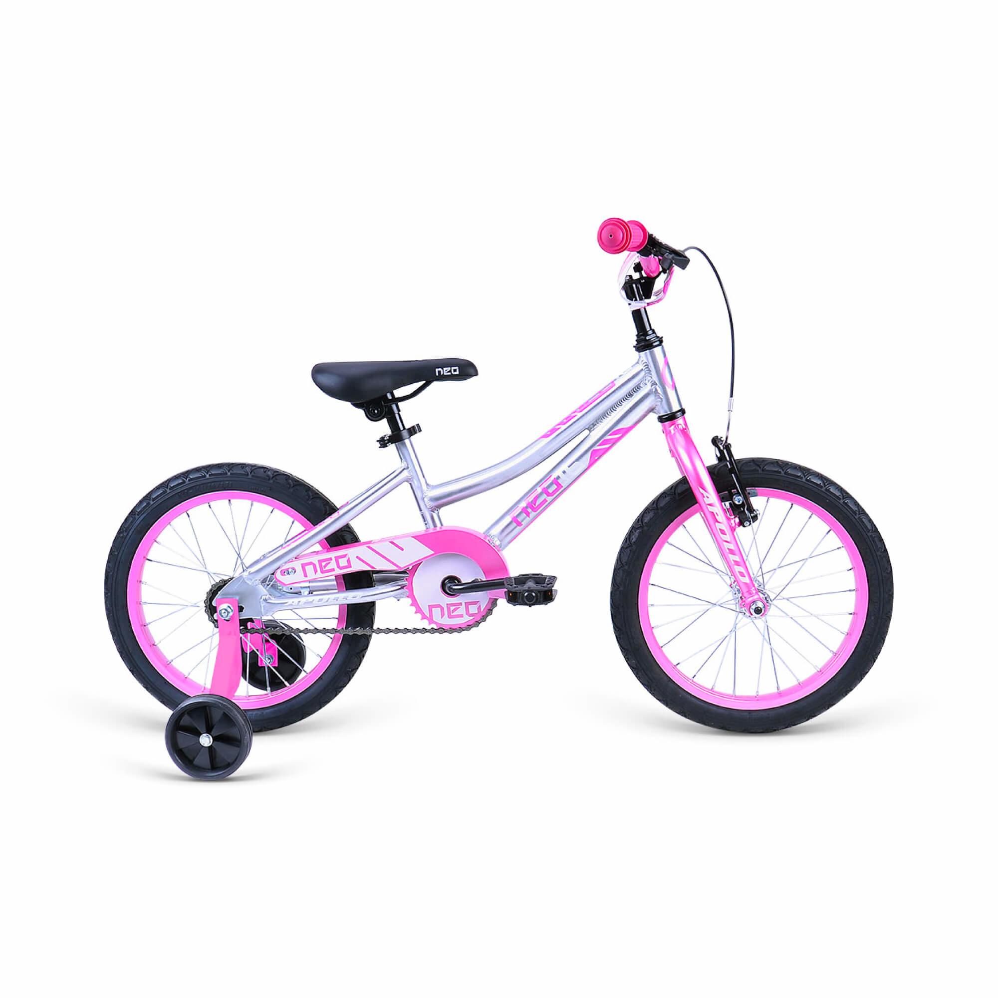 Girls Bike 16-2