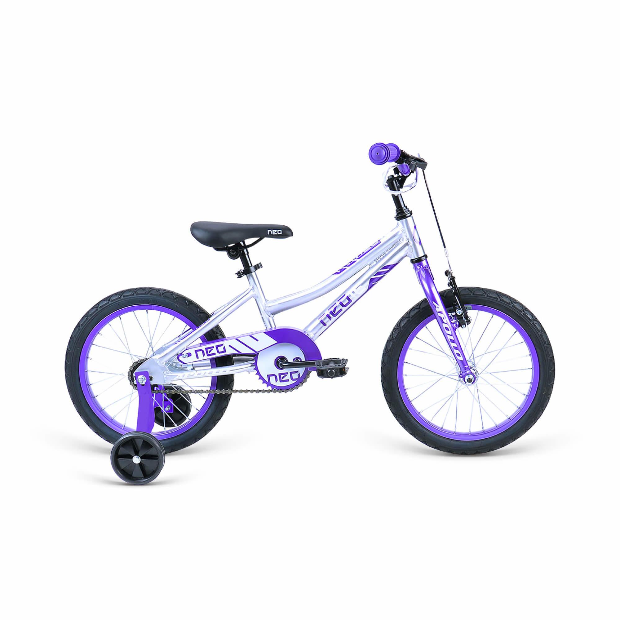 Girls Bike 16-1