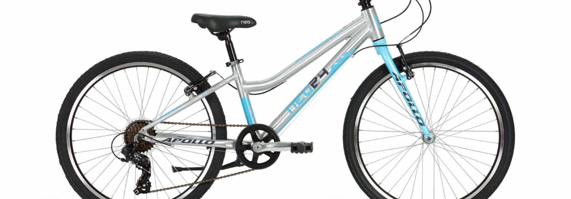 Girls Bike 24