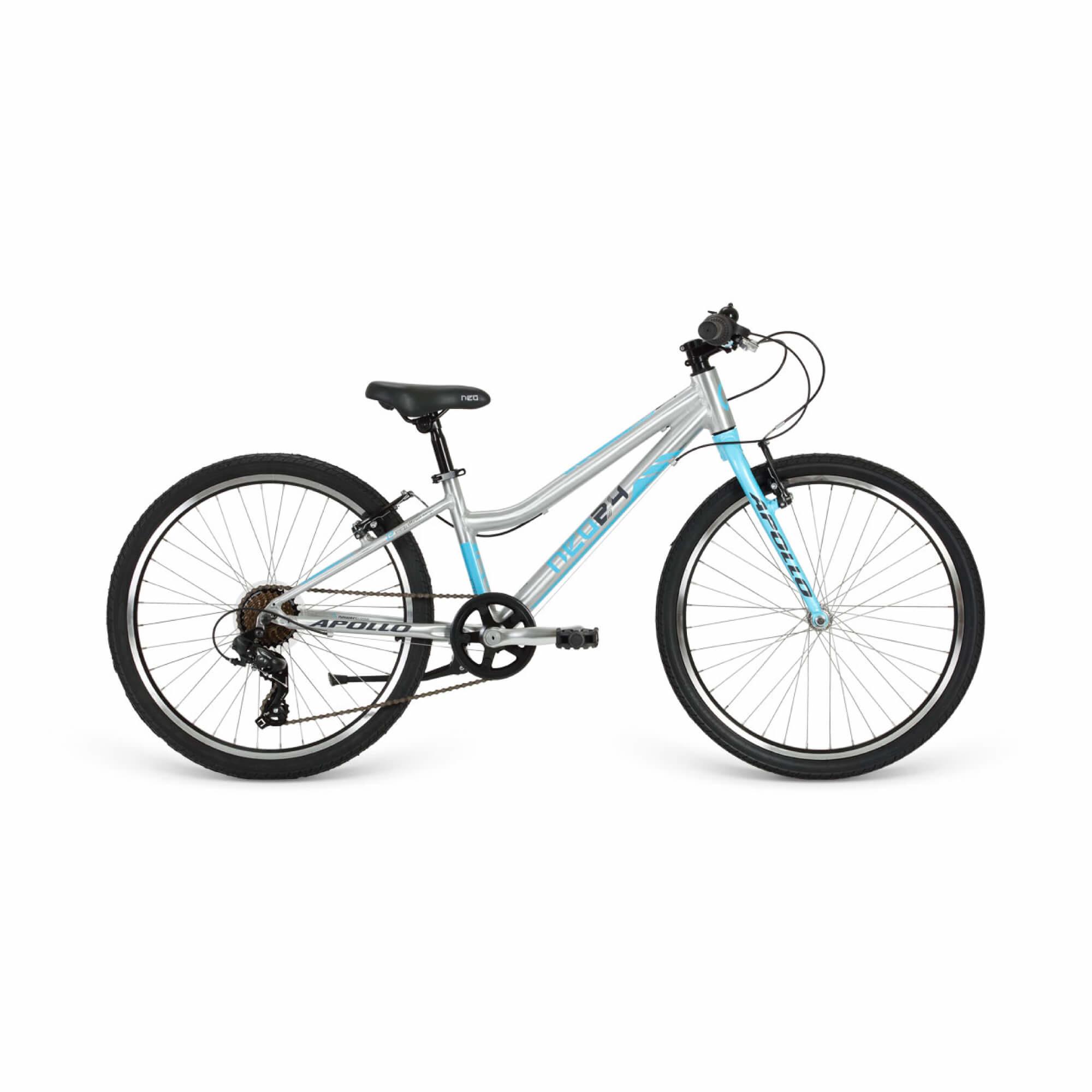 Girls Bike 24-1