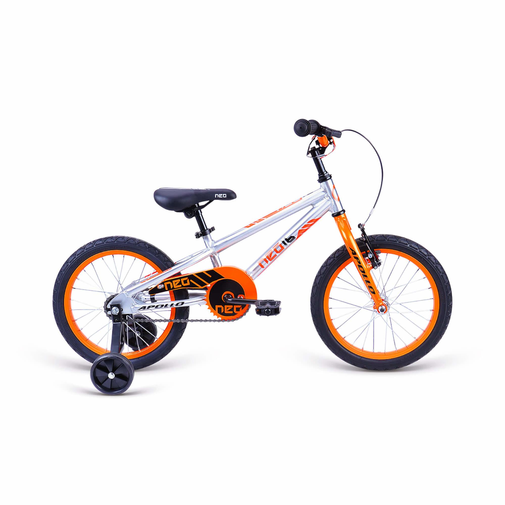 Boys Bike 16-2